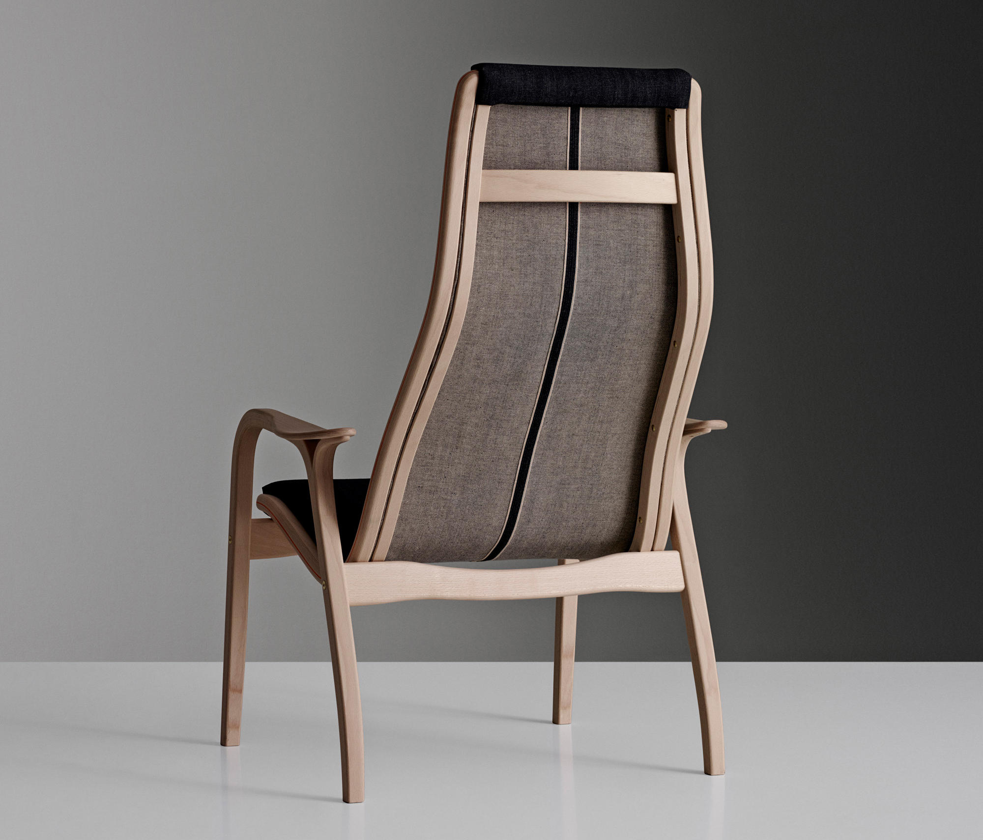 LAMINO EASY CHAIR BY NUDIE JEANS Lounge chairs from Swedese Architonic