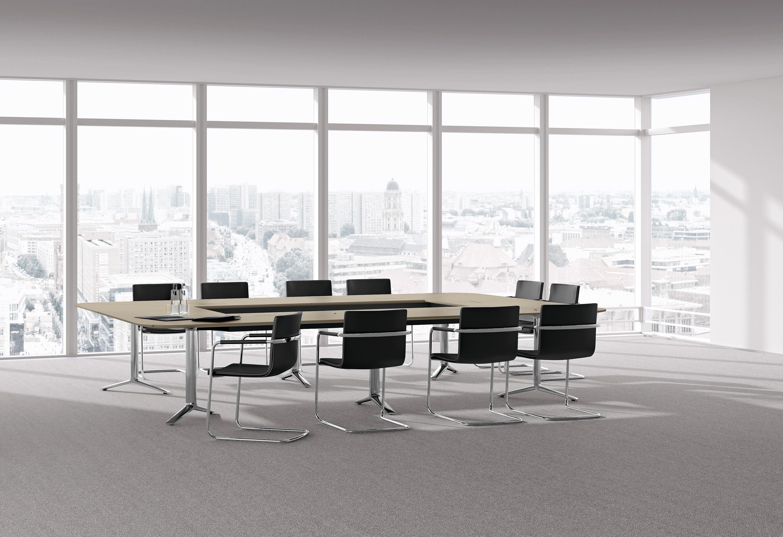 TALK KONFERENZTISCH - Konferenztischanlagen von RENZ | Architonic