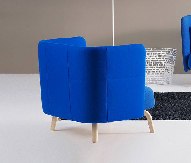 PORTUS EASY CHAIR Lounge chairs from Lammhults Architonic
