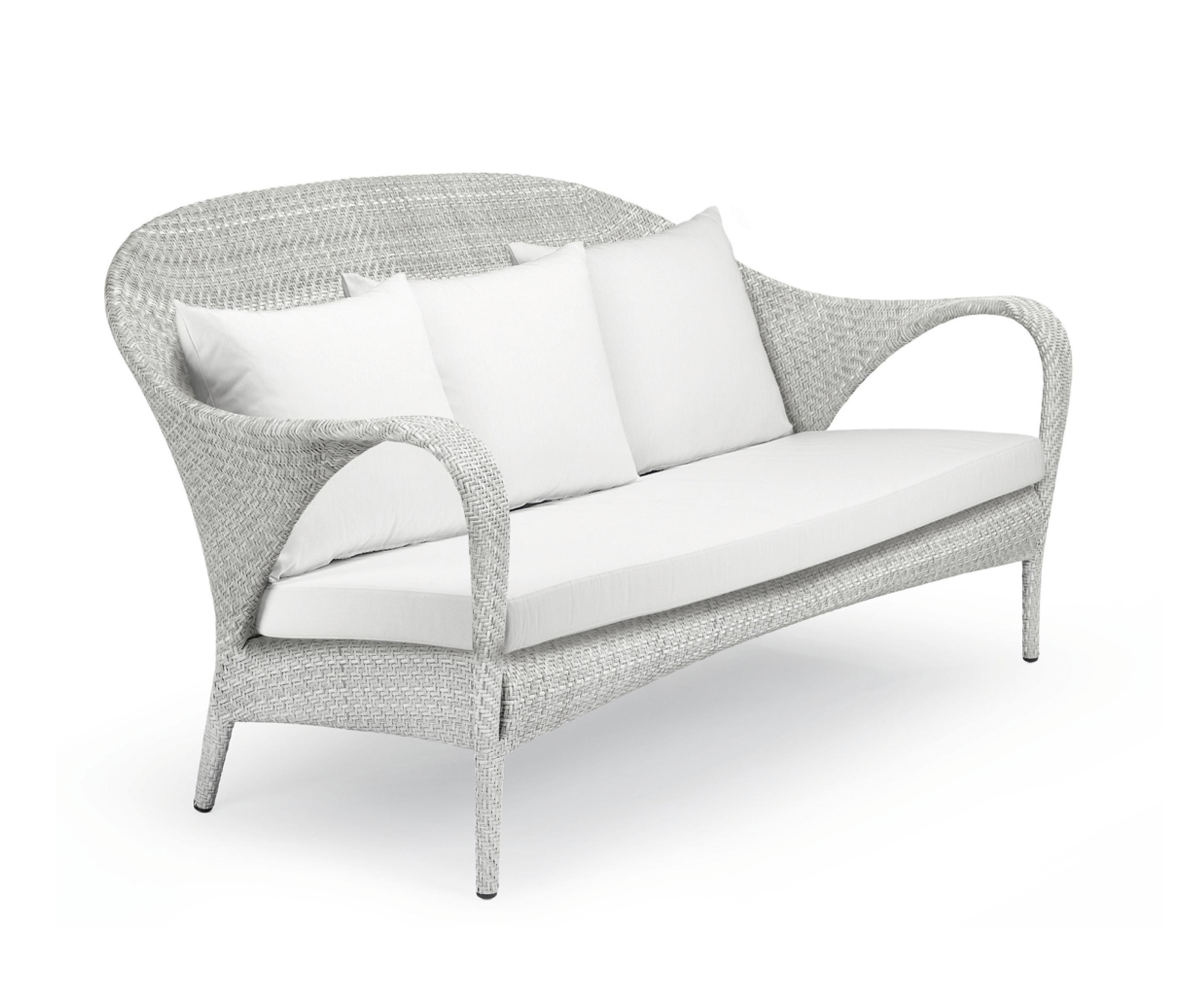 Tango 3 Seater By Dedon Garden Sofas