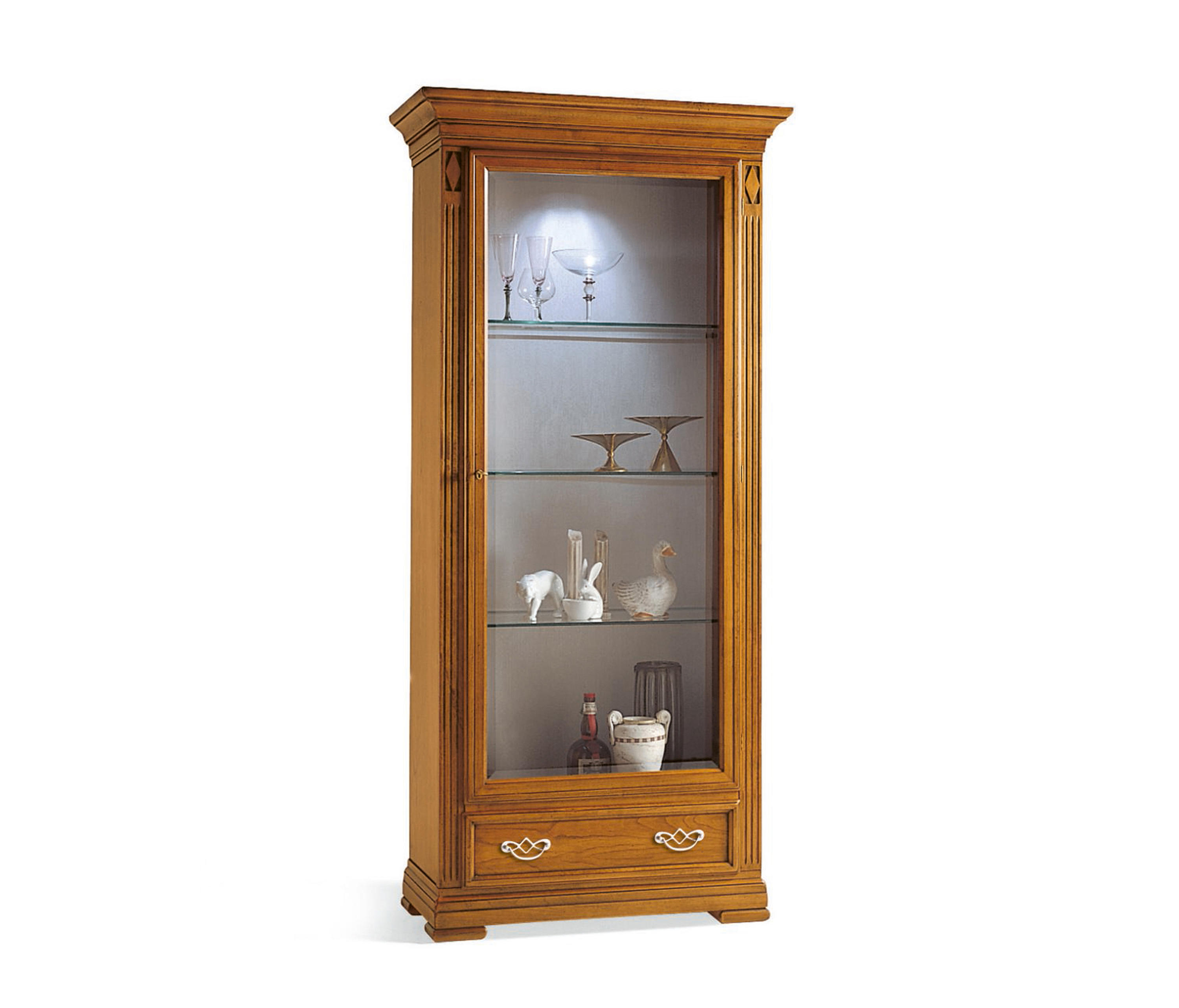 Villa Borghese Collectoru0027s China Cabinet Selva Timeless By Selva | Display  Cabinets