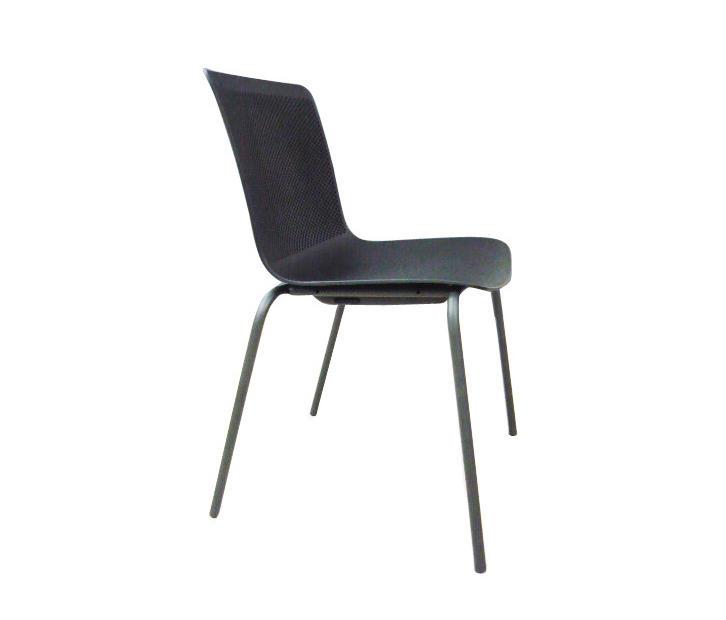 glove sillas de visita de forma 5 architonic