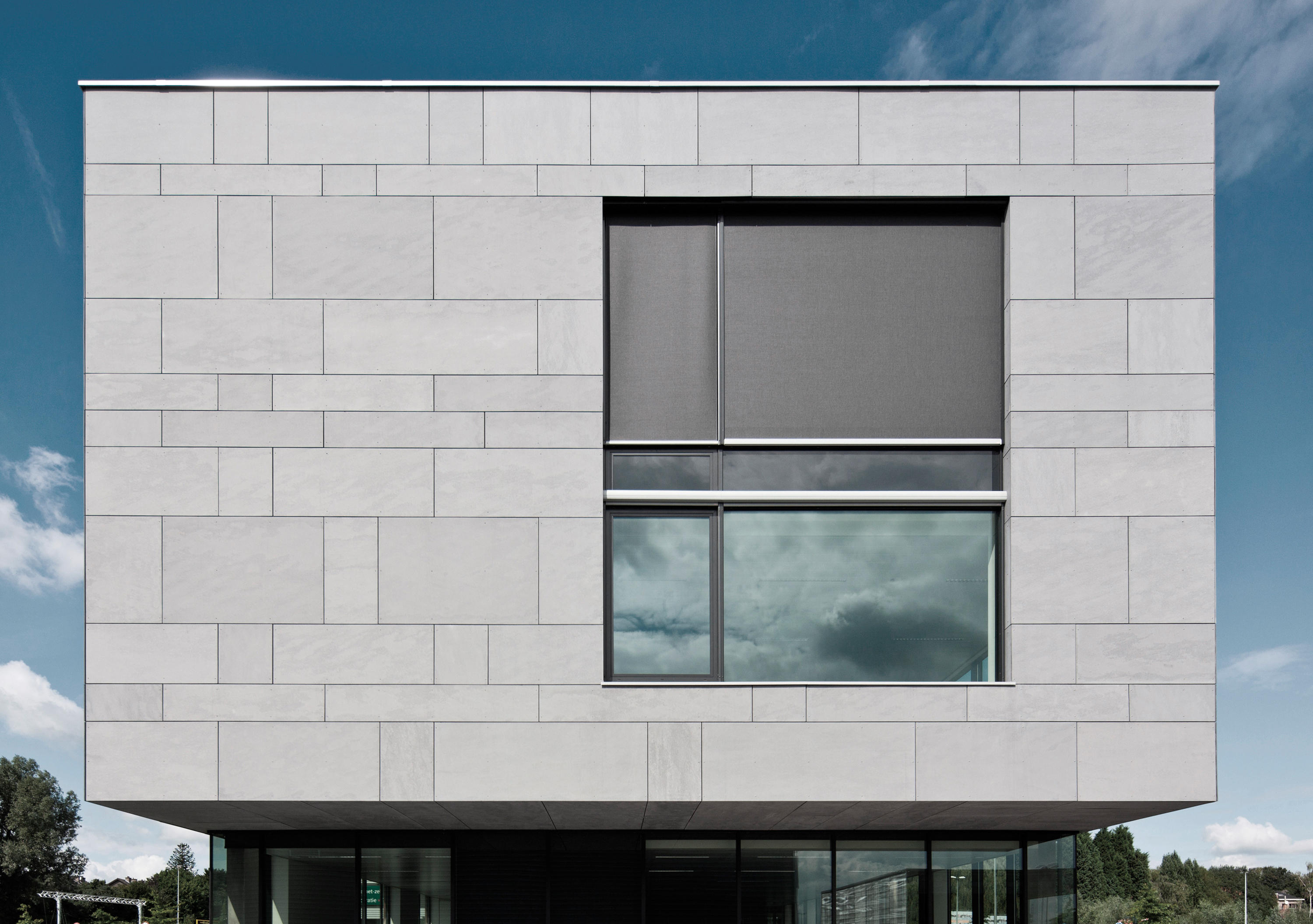 equitone tectiva facade design facade design from equitone architonic. Black Bedroom Furniture Sets. Home Design Ideas
