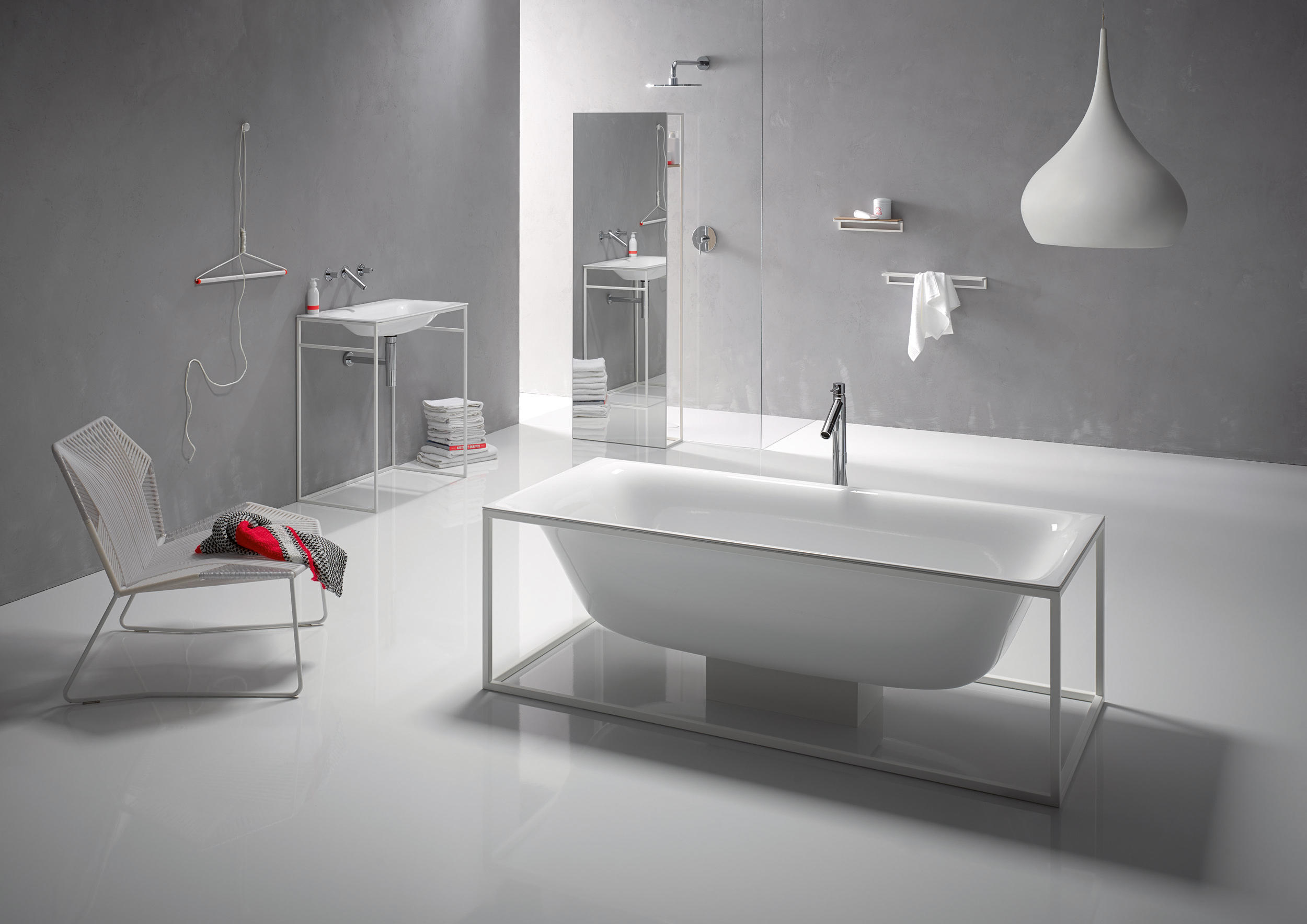Vasca Da Bagno Bette : Bettelux shape bath vasche bette architonic