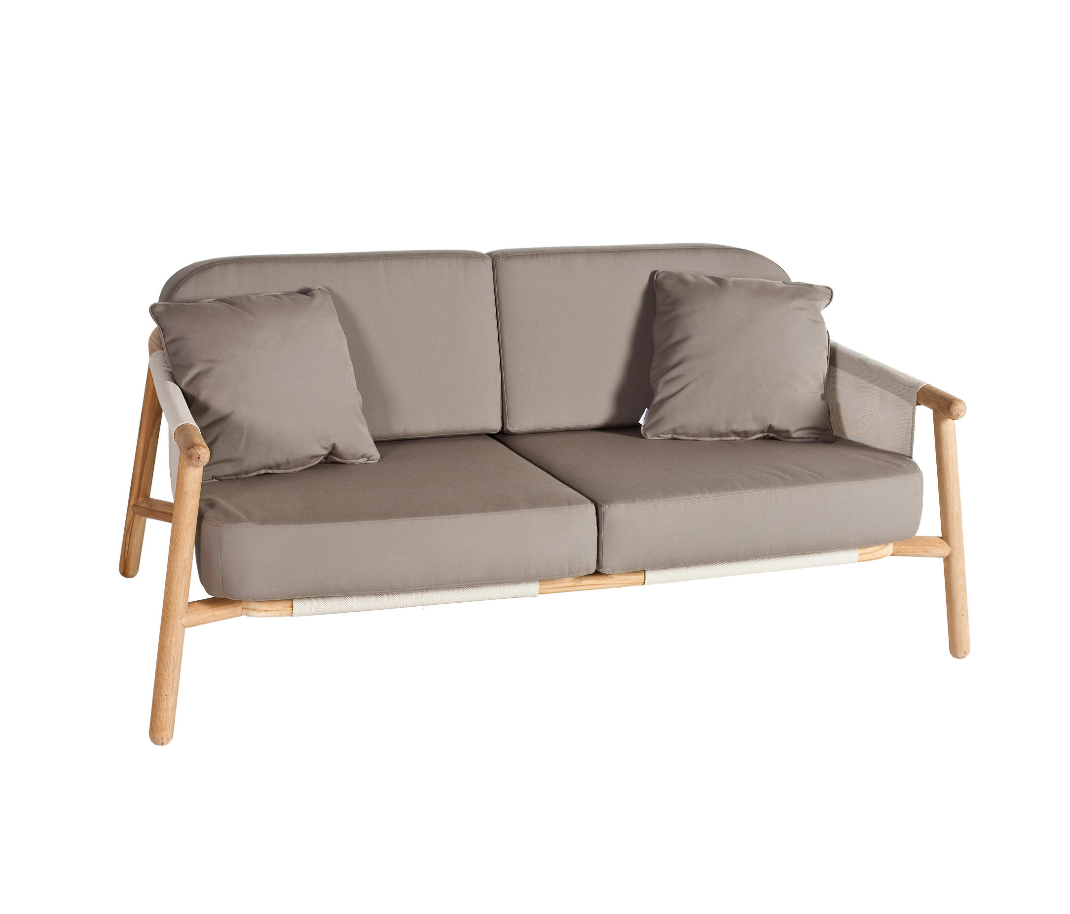 Hamp sofa 2 sofas de jardin de point architonic for Sofas para jardin