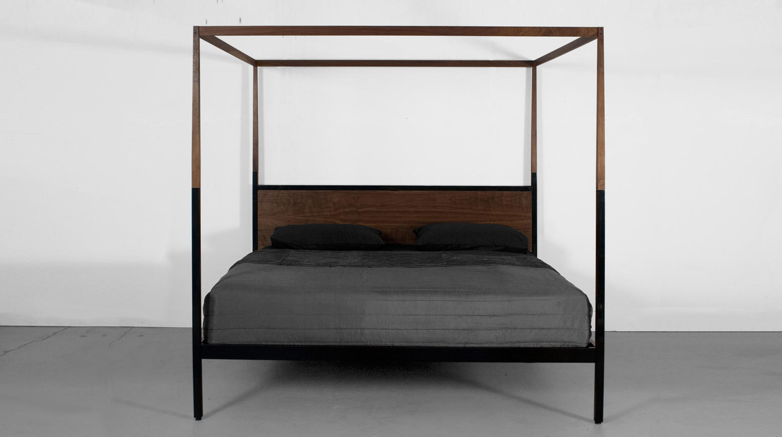 canopy bed double beds from uhuru design architonic