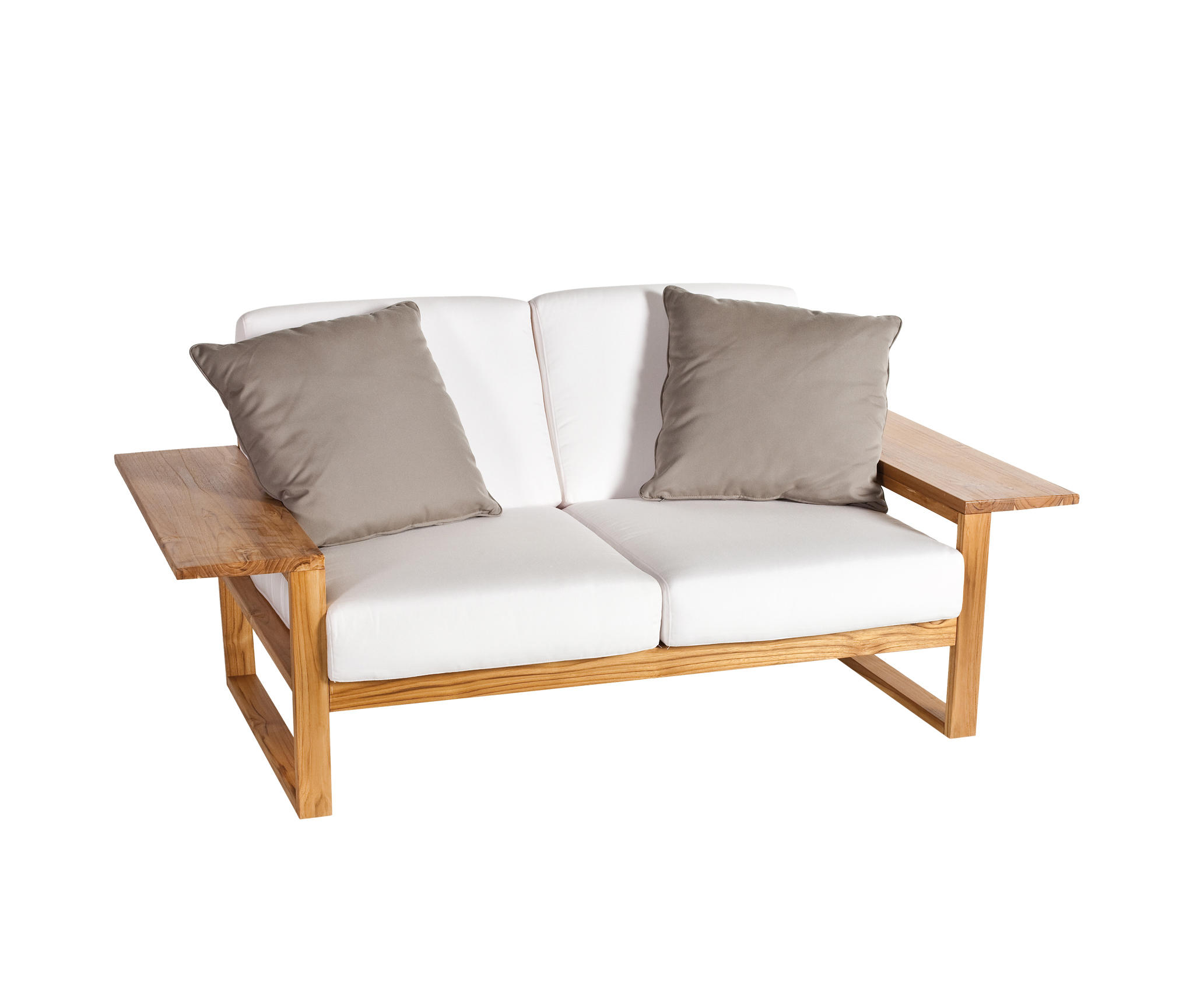Lineal sof 2 sof s de jard n de point architonic for Sofas para jardin