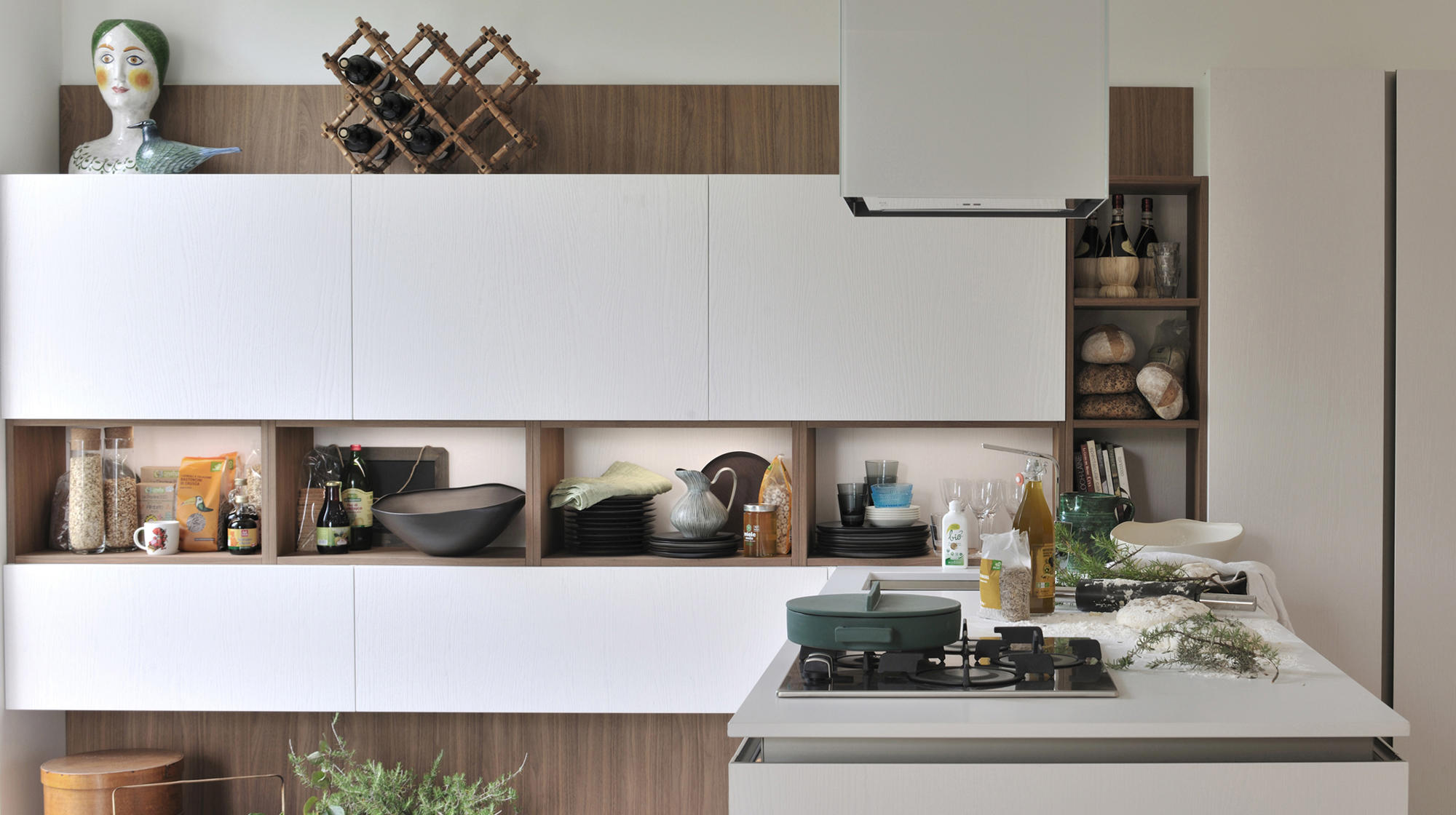 oyster pro fitted kitchens from veneta cucine architonic. Black Bedroom Furniture Sets. Home Design Ideas