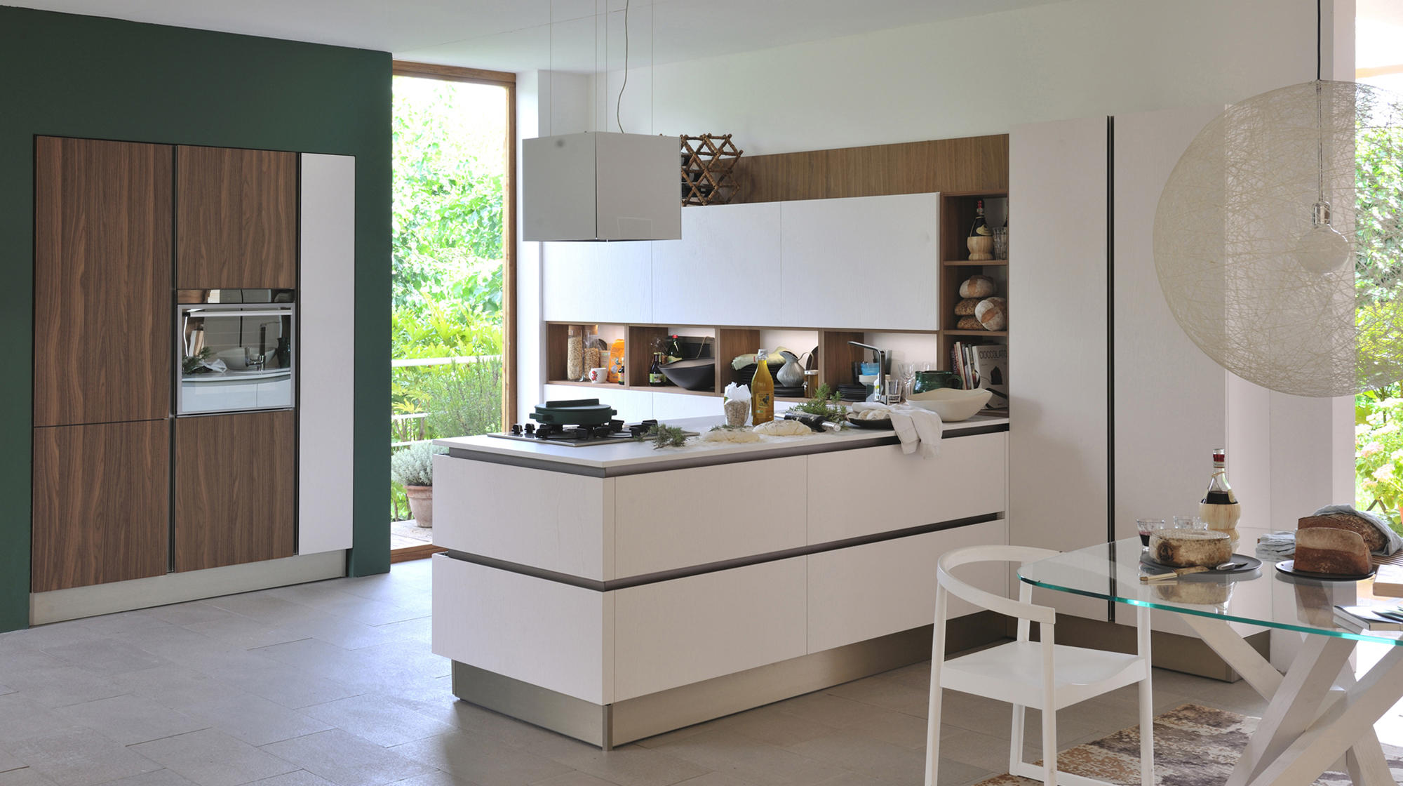 OYSTER PRO - Fitted kitchens from Veneta Cucine  Architonic