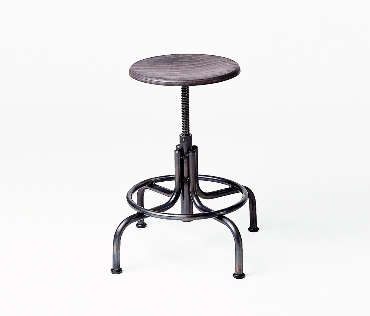 industrie stool swivel stools from lambert architonic. Black Bedroom Furniture Sets. Home Design Ideas