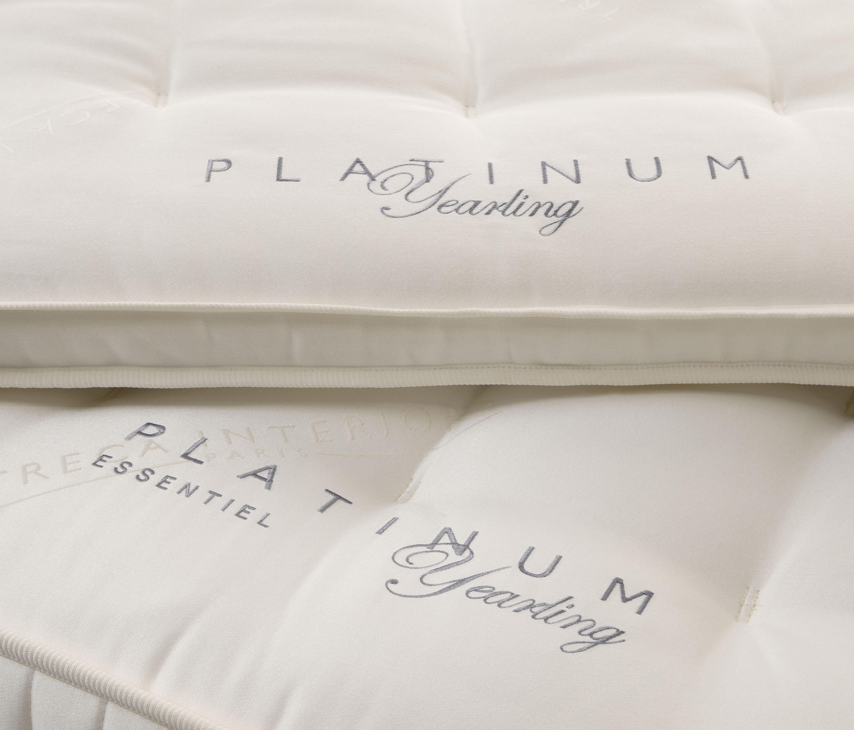 literie collection platinum surmatelas yearling. Black Bedroom Furniture Sets. Home Design Ideas