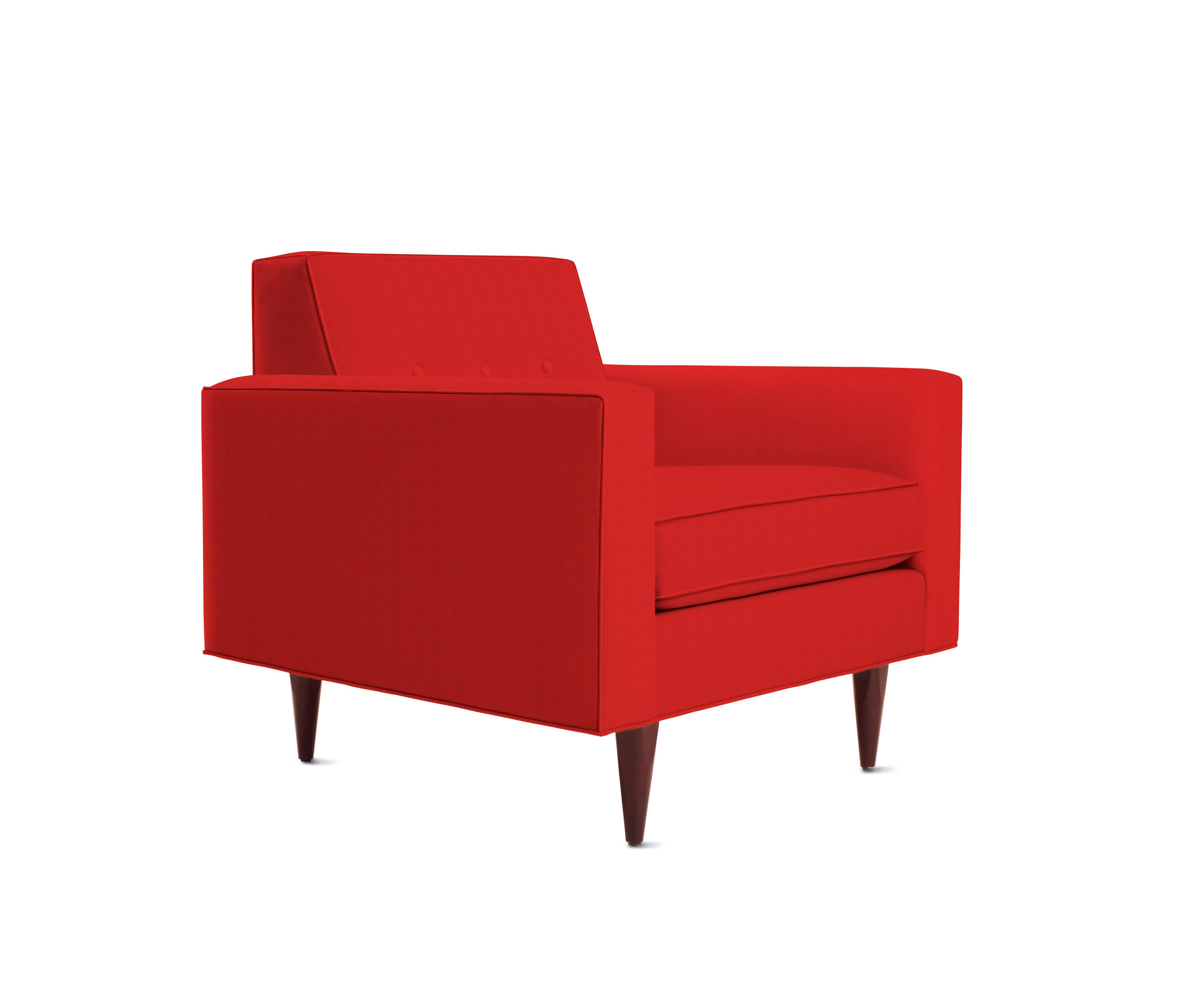 Bantam Armchair In Fabric Armchairs From Design Within Reach