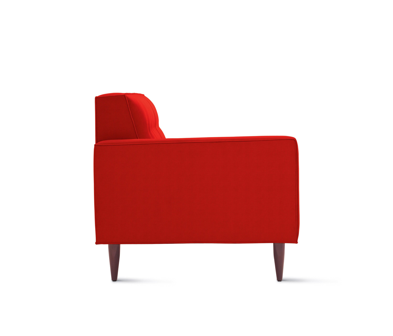 Bantam Studio Sofa In Fabric Left Sofas Von Design