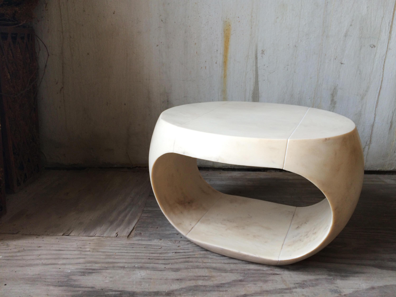 Superb  Drum Standard by DLV Designs Side tables
