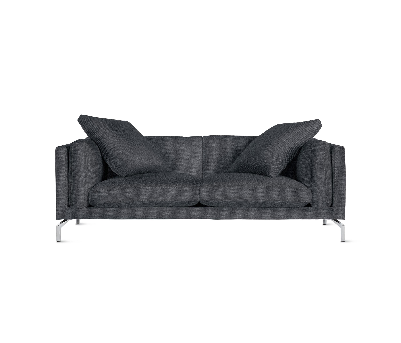 Como 80 Sofa In Fabric Architonic