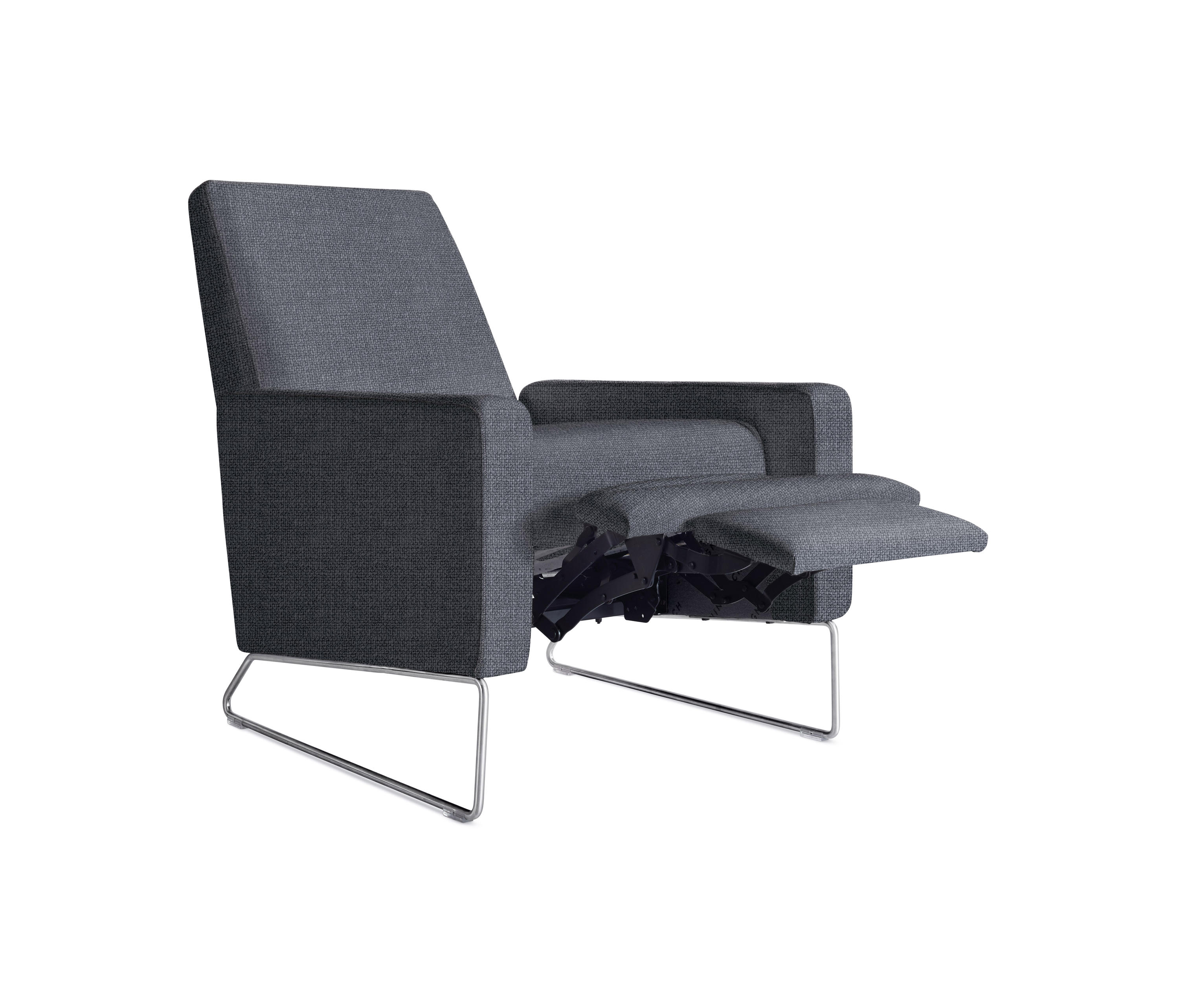 Awesome ... Flight Recliner In Fabric By Design Within Reach | Recliners ...