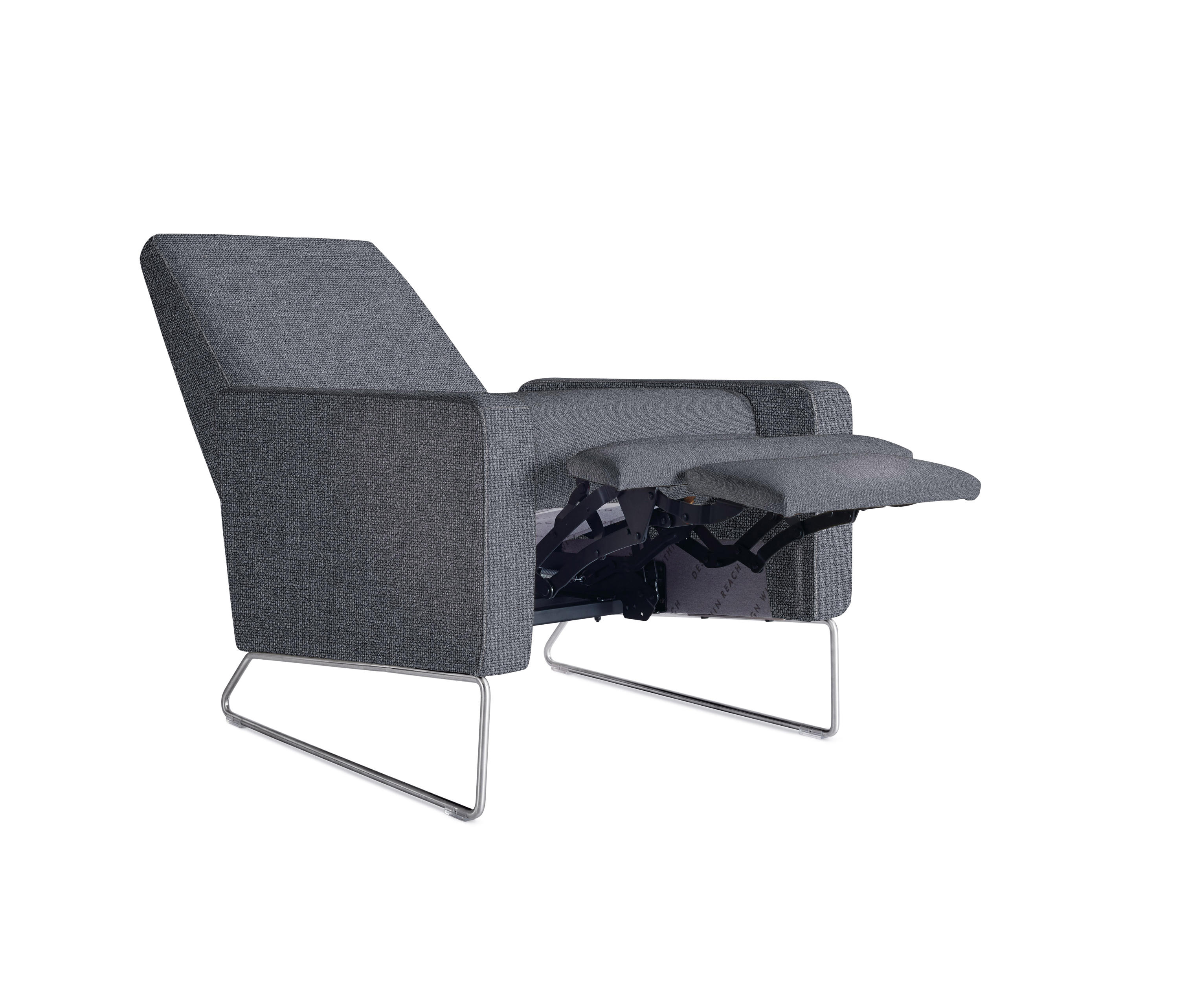 ... Flight Recliner In Fabric By Design Within Reach | Recliners ...