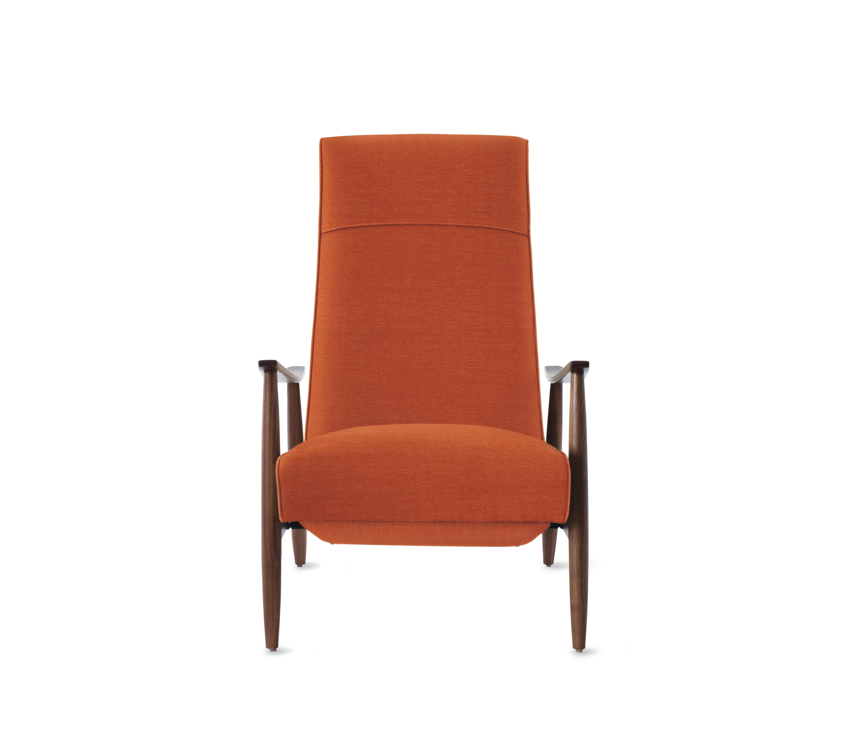 Milo Baughman Drop In Sectional Drop In Lounge Chair And