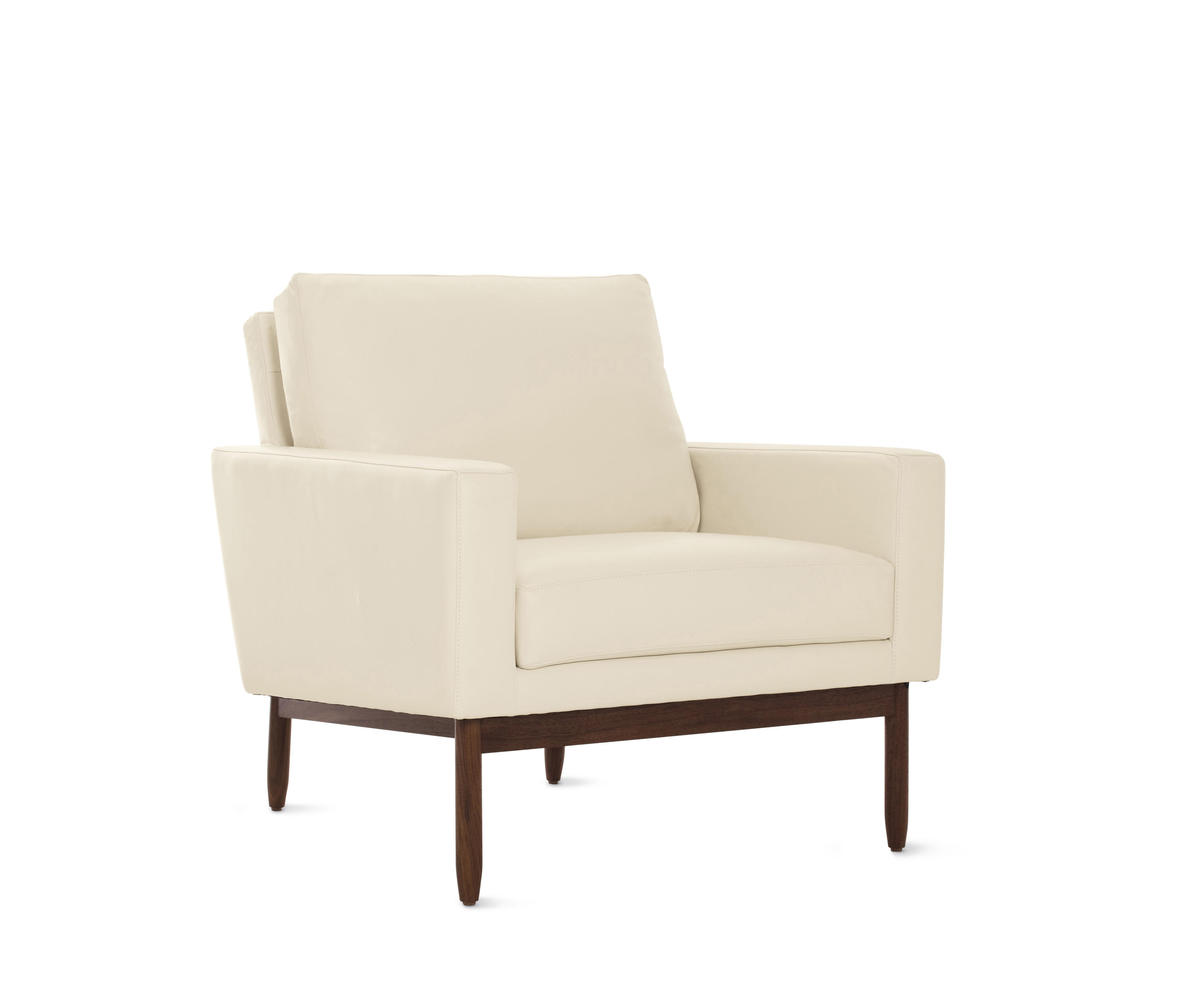 Exceptional ... Raleigh Armchair In Leather By Design Within Reach | Armchairs ...