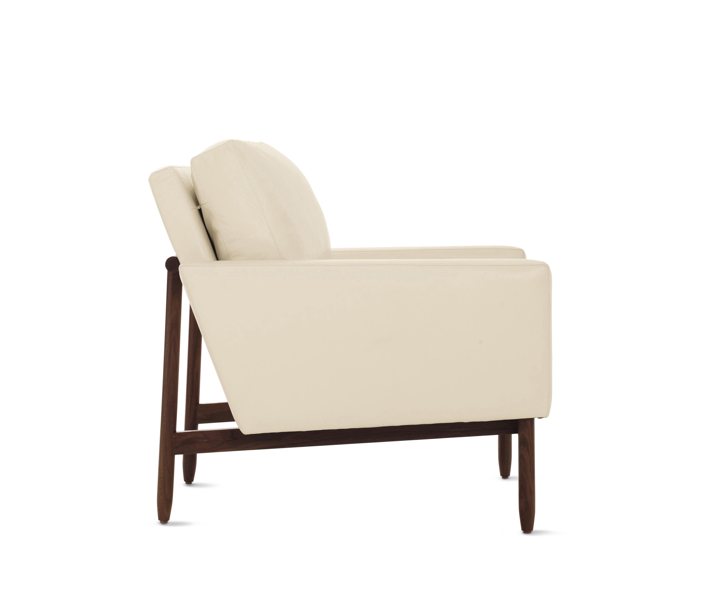 Raleigh Armchair In Leather By Design Within Reach Armchairs