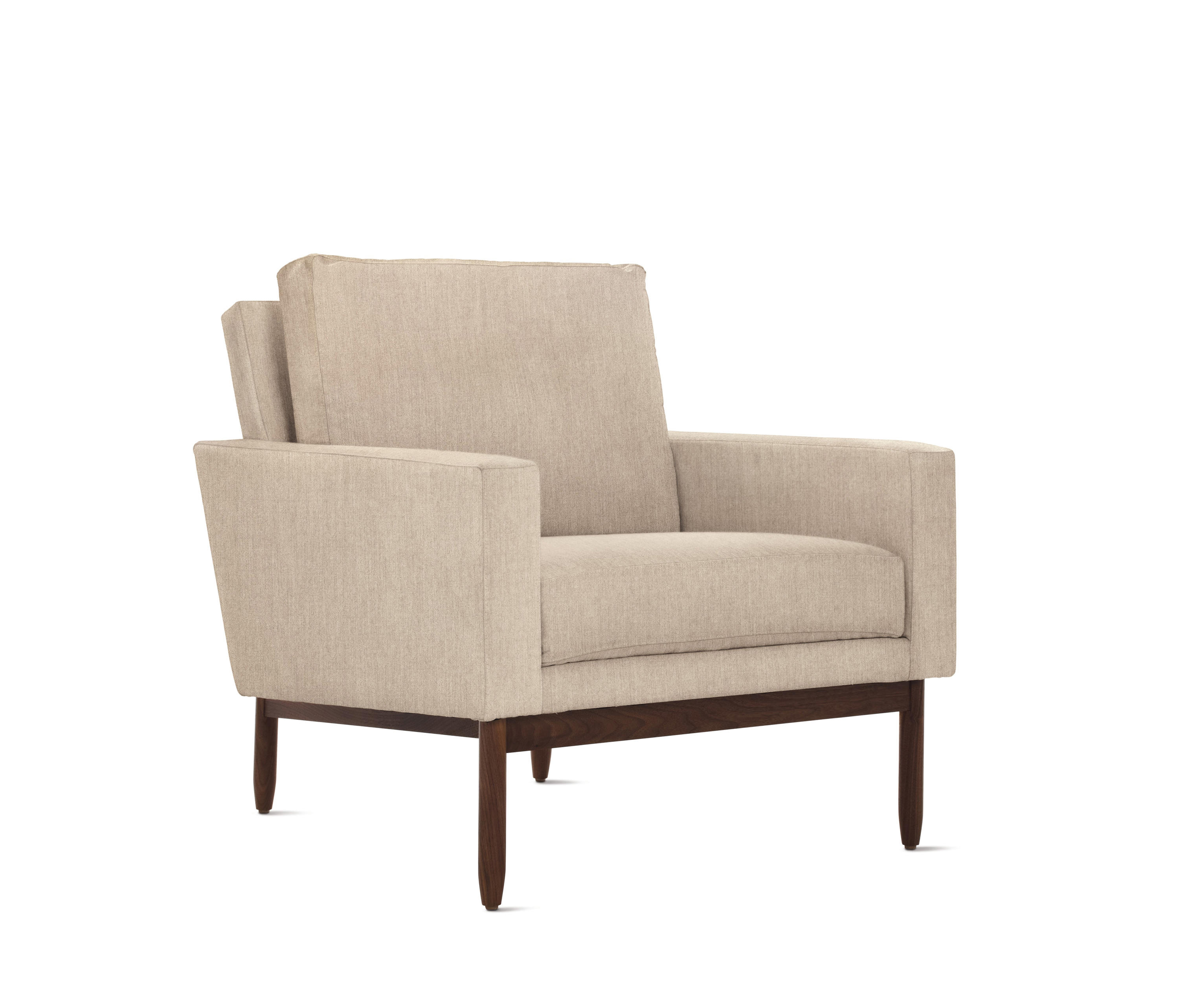 RALEIGH ARMCHAIR IN FABRIC - Armchairs from Design Within ...