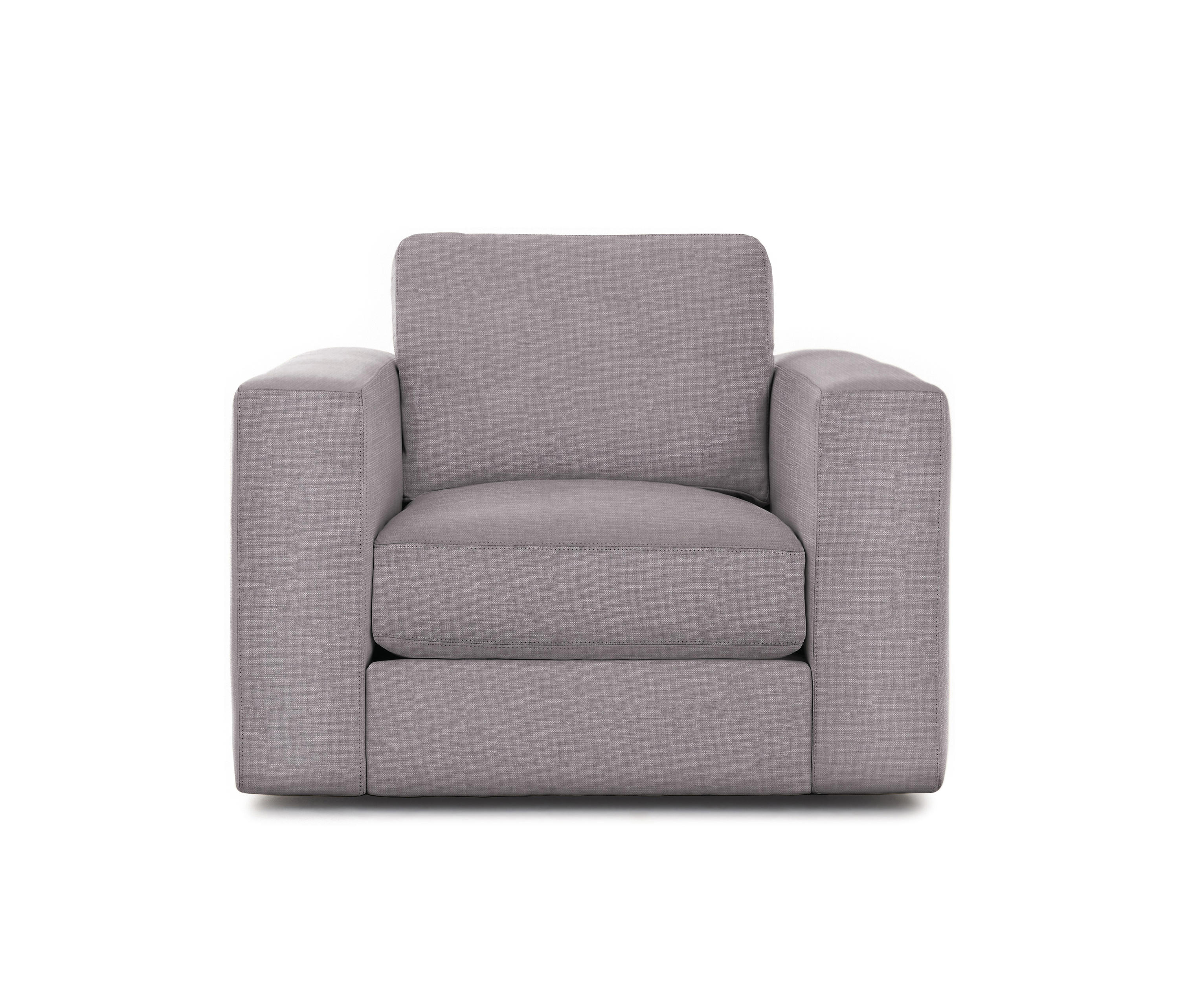 Reid Armchair in Fabric | Architonic