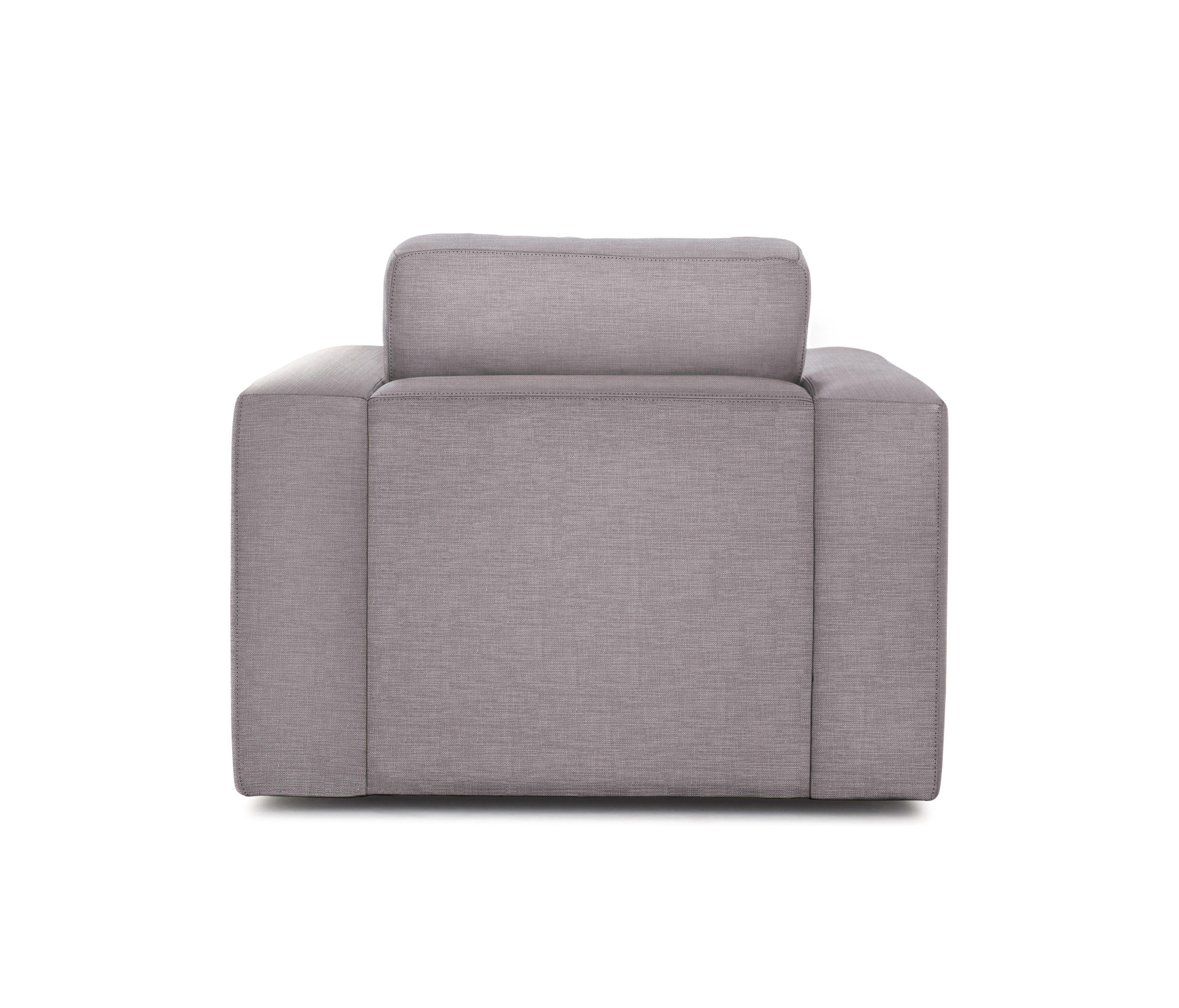 Reid Armchair In Fabric Armchairs From Design Within