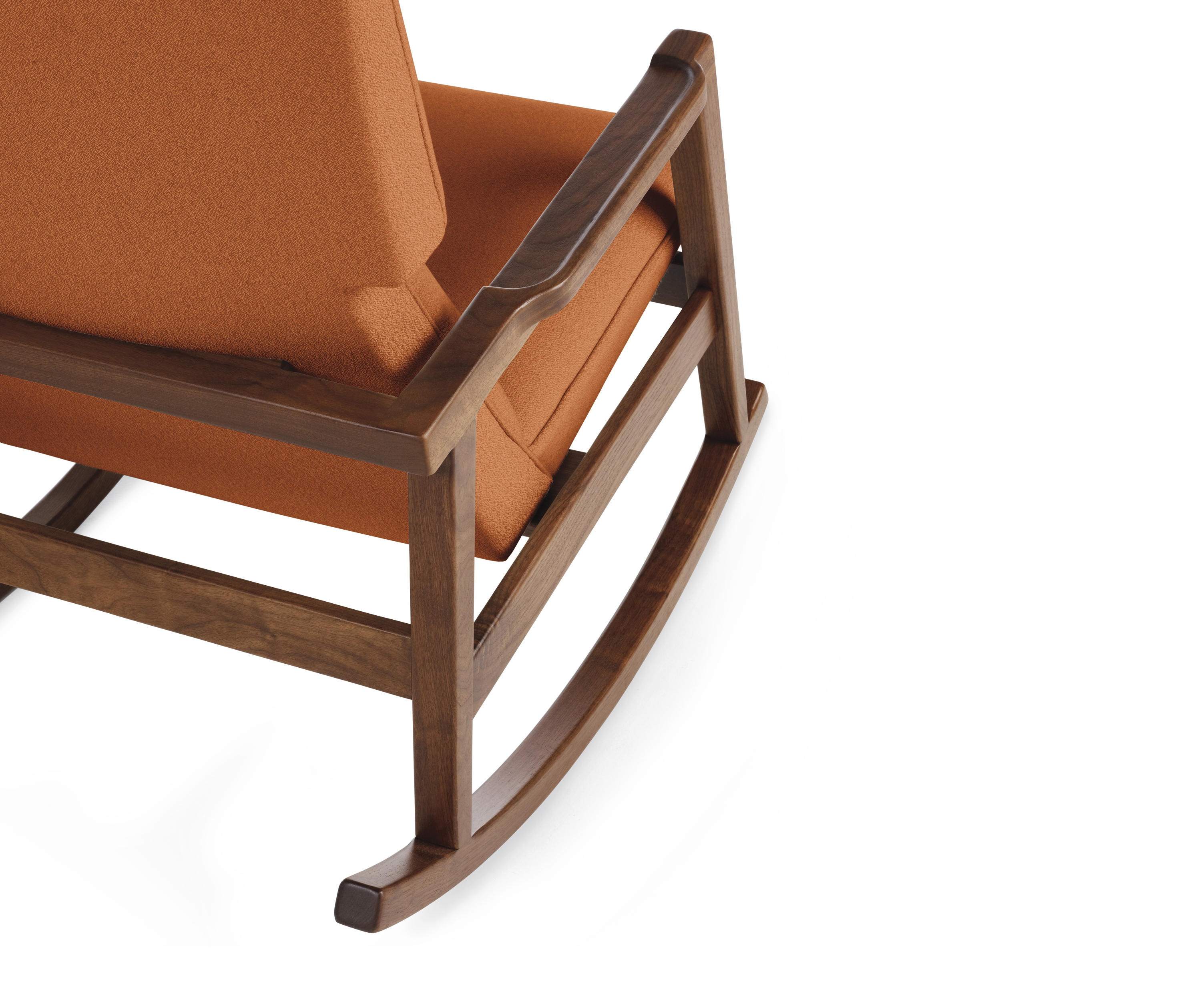 Ordinaire ... Risom Rocker By Design Within Reach | Armchairs ...