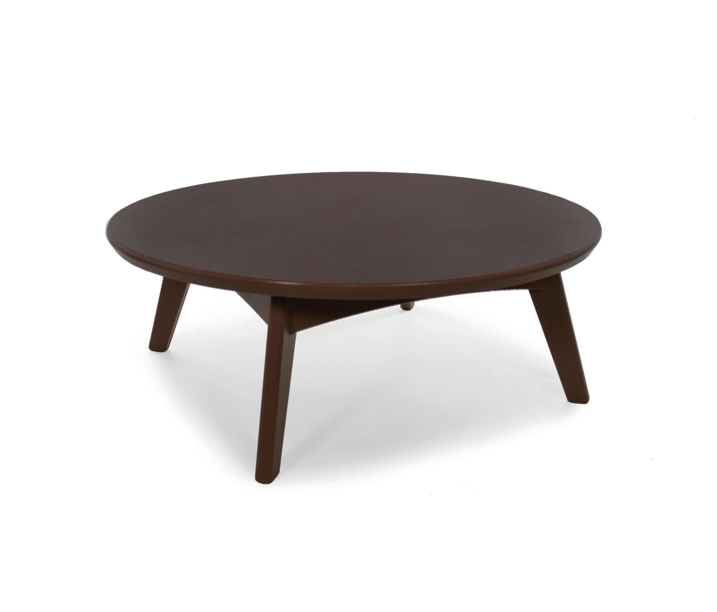 Satellite cocktail table round coffee tables from loll for Cocktail tables round