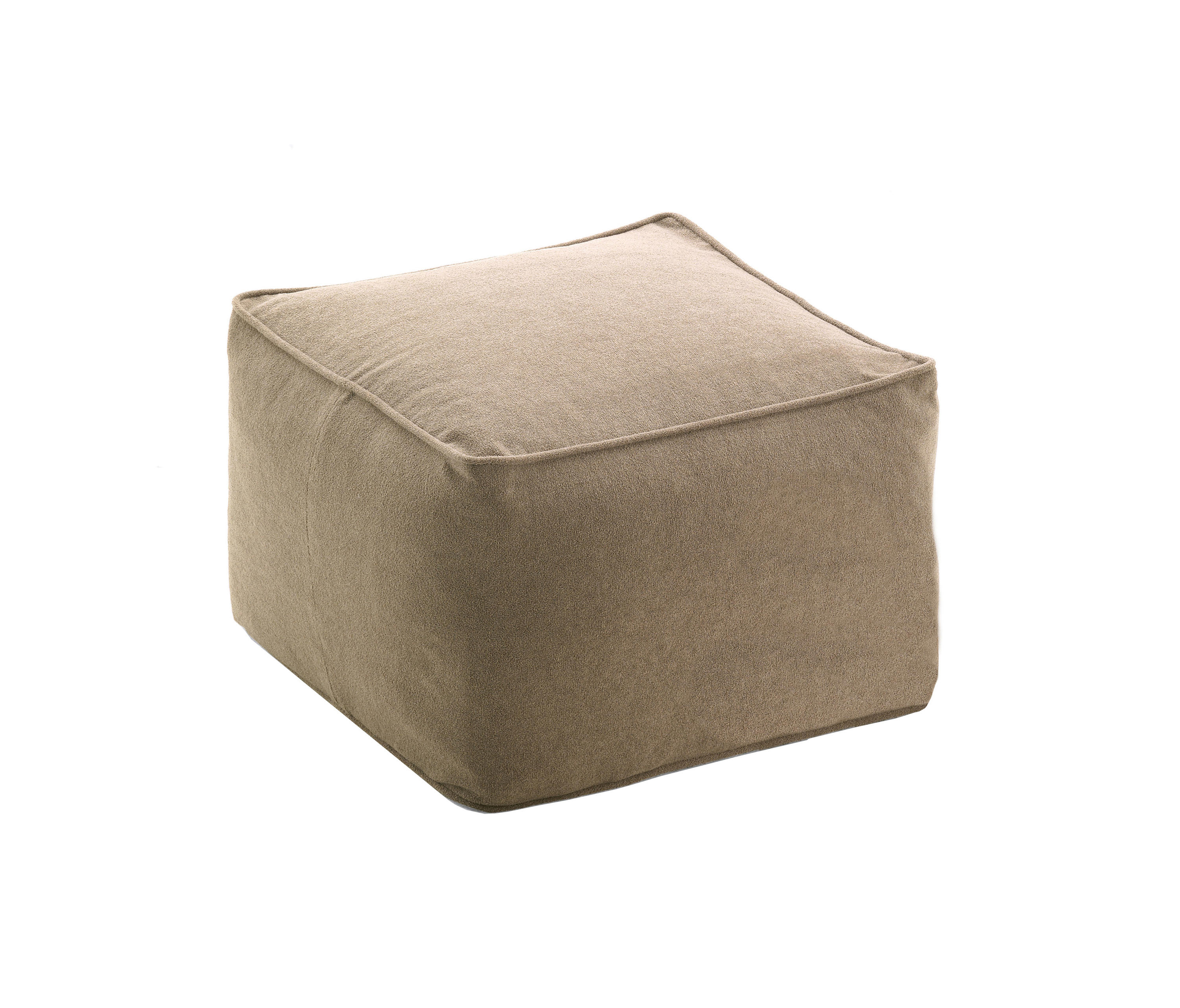 moon pouf square poufs from fast architonic. Black Bedroom Furniture Sets. Home Design Ideas