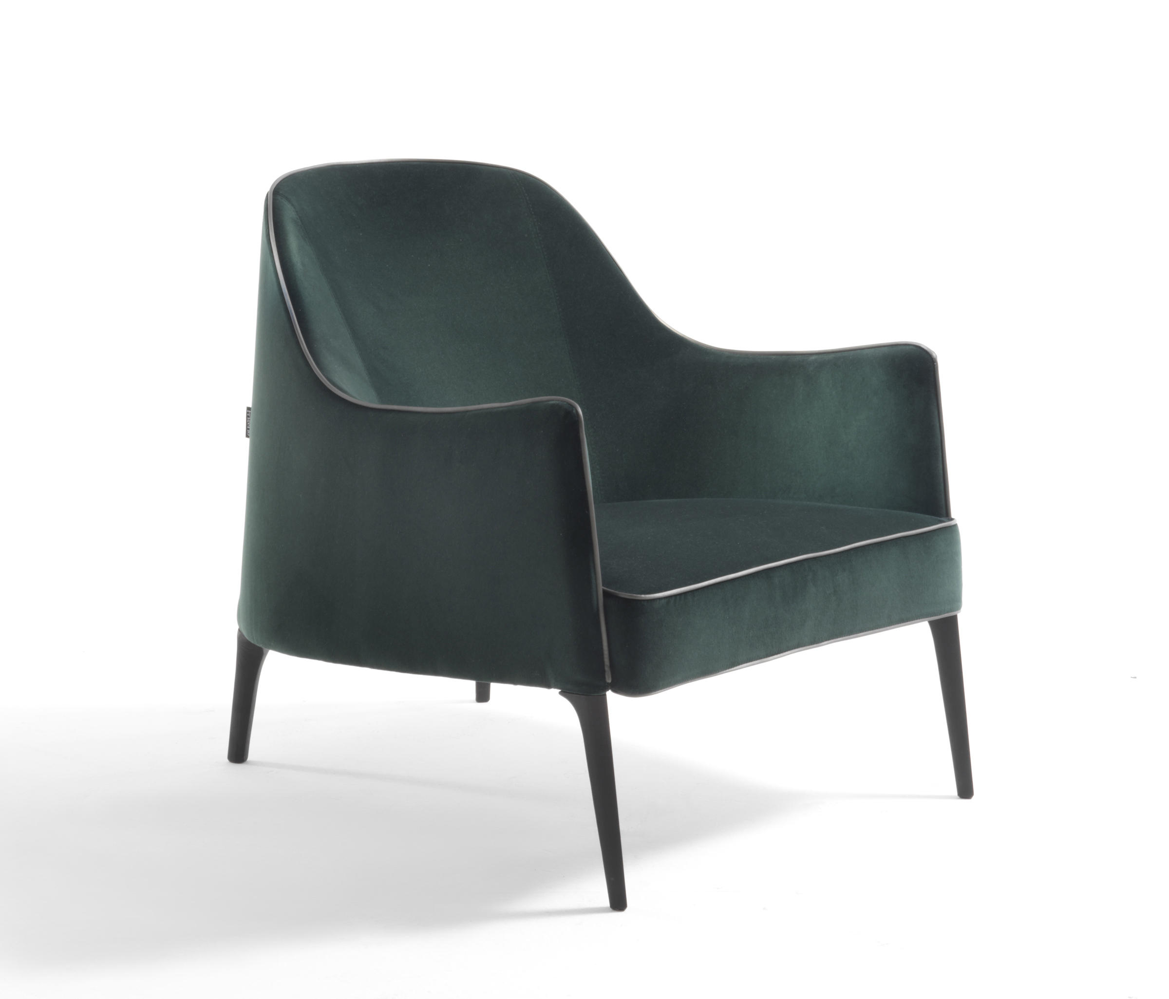 JACKIE BERGˆRE Lounge chairs from Frigerio