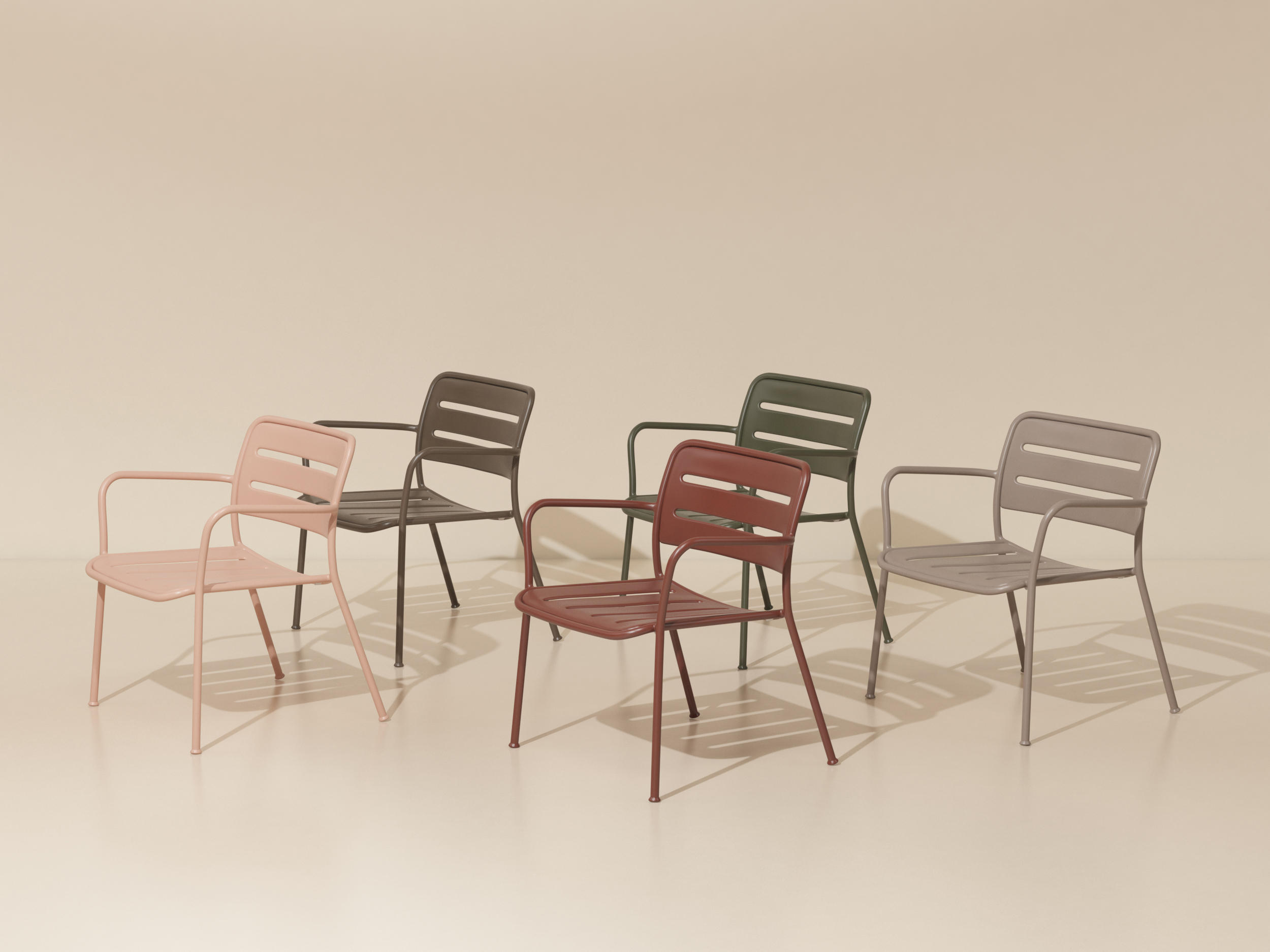 Village Dining Armchair By KETTAL | Chairs