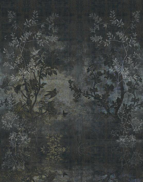 Midsummer night wall coverings wallpapers from wall for Carta da parati ikea 2015 catalogo
