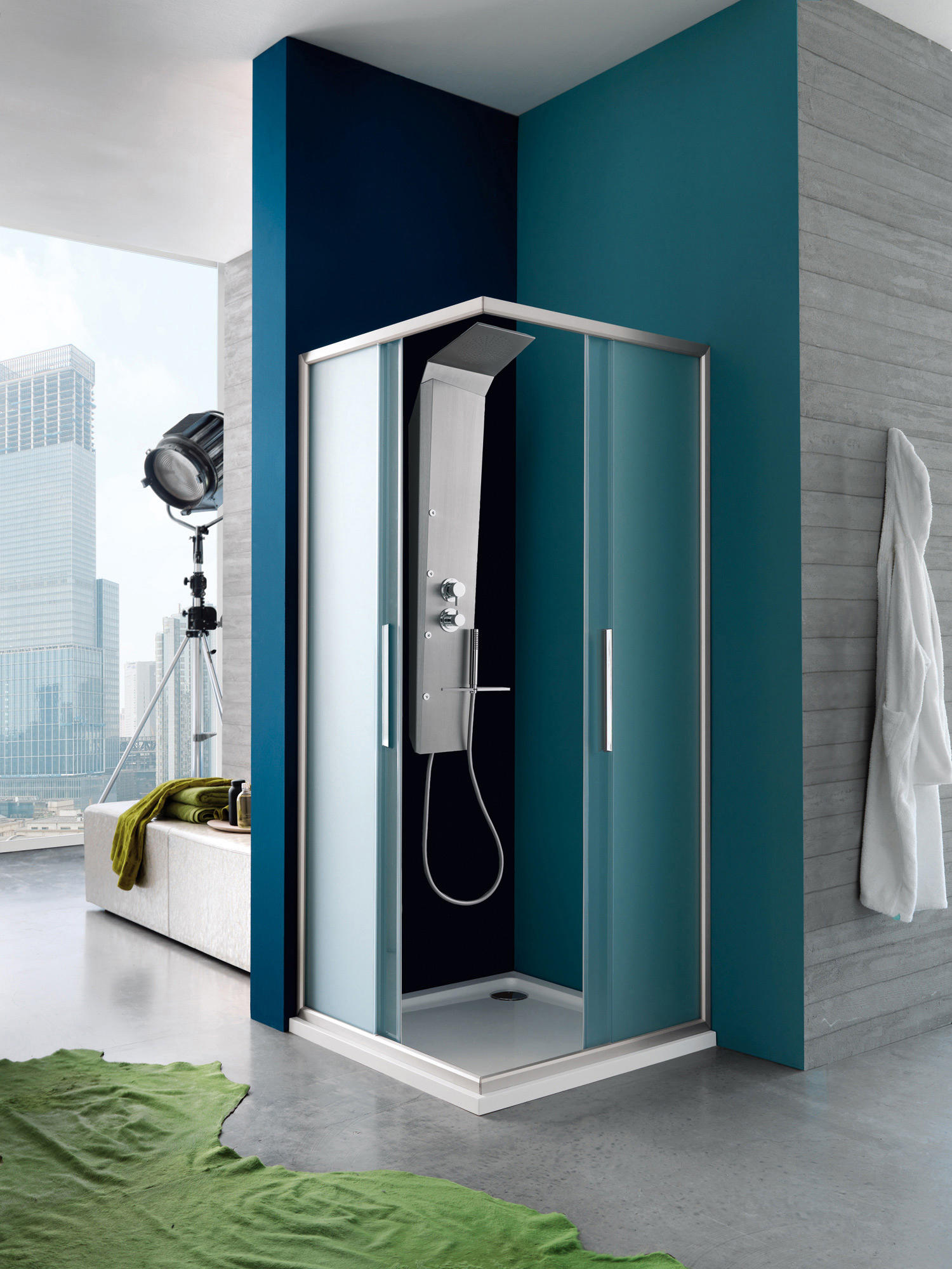 PIXEL - Shower cabins / stalls from SAMO | Architonic
