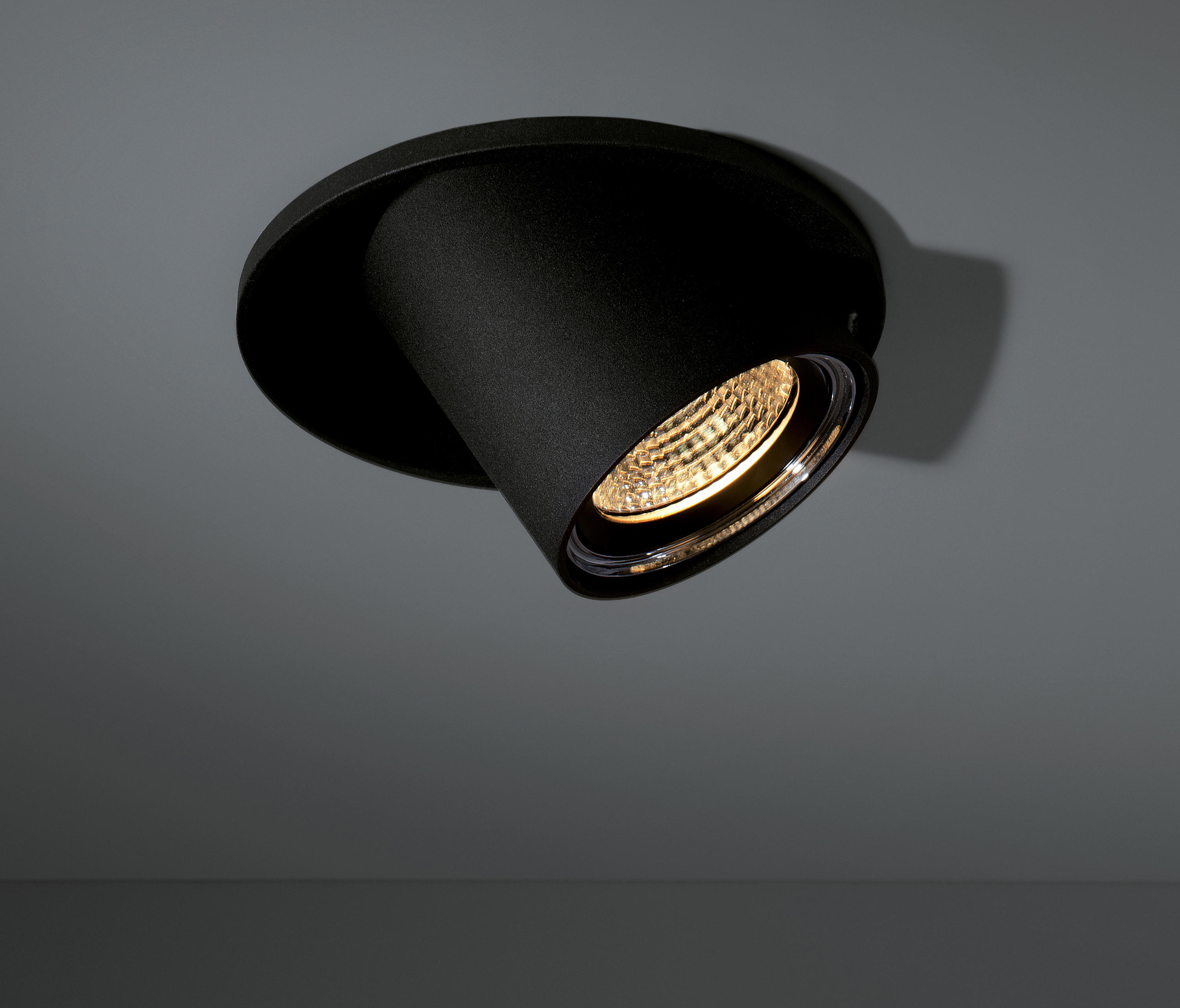 Chapeau 206 Led Ge By Modular Lighting Instruments Recessed Ceiling Lights