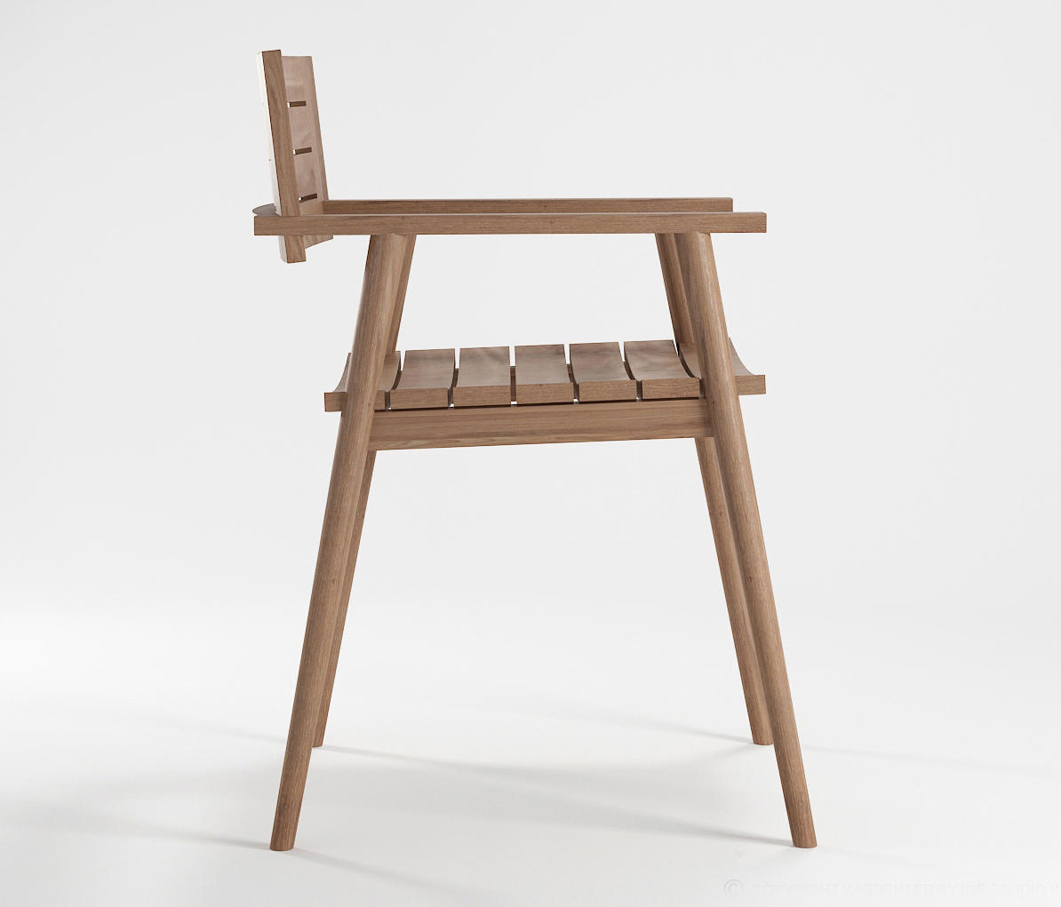 Picture of: Vintage Outdoor Dining Chair Architonic