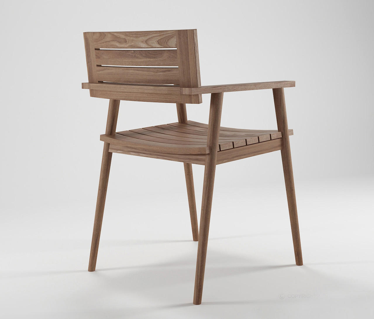 Vintage Outdoor Dining Chair Architonic