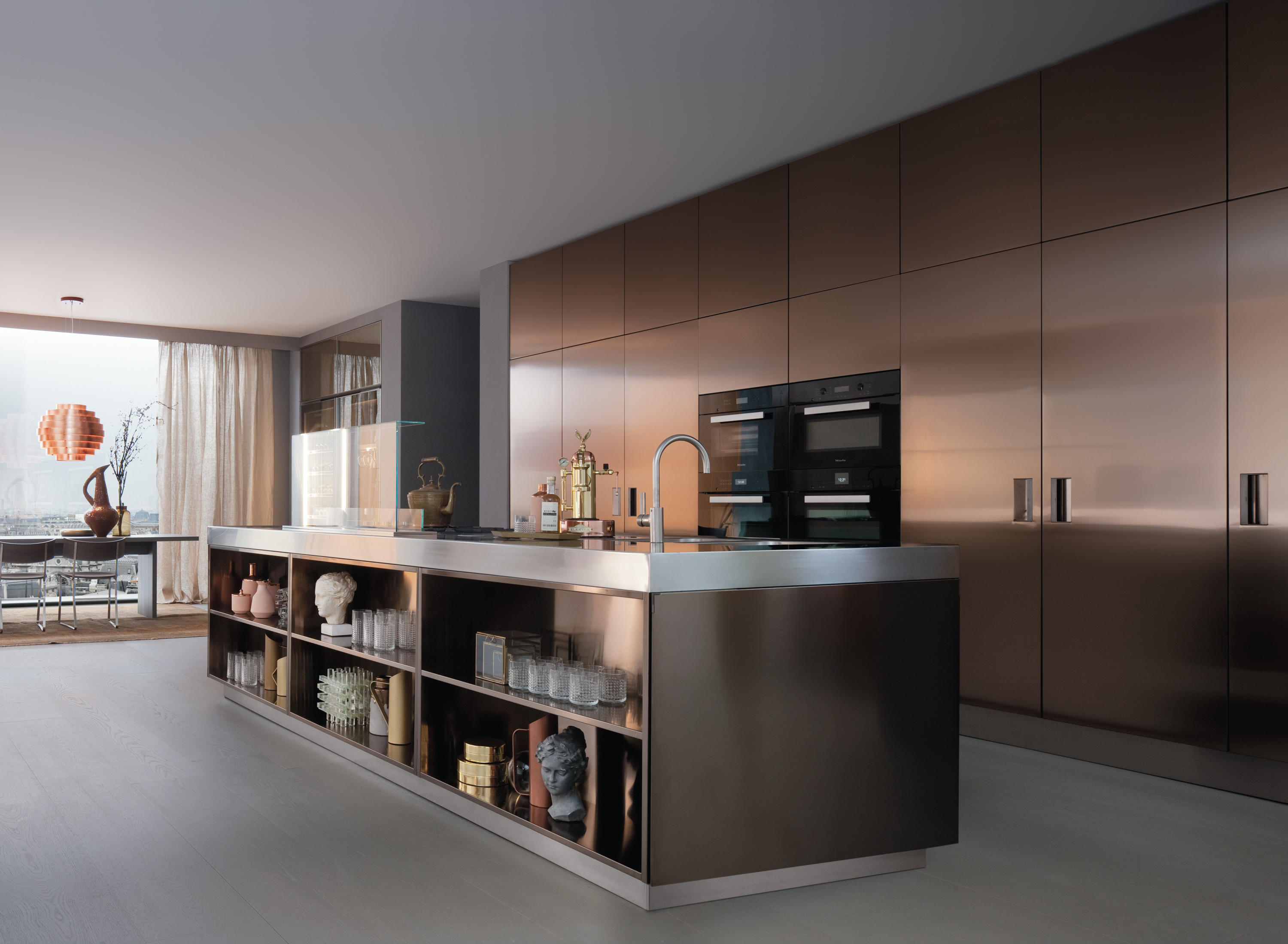 Italia ambiente 2 by Arclinea | Fitted kitchens .