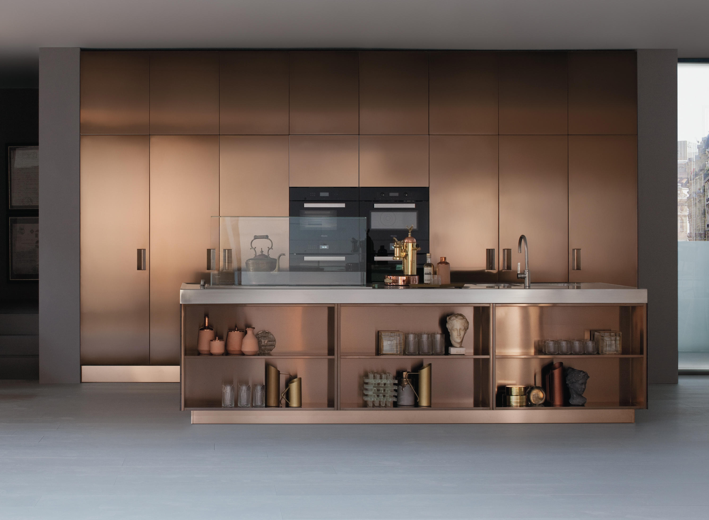 ... Italia ambiente 2 by Arclinea | Fitted kitchens ...