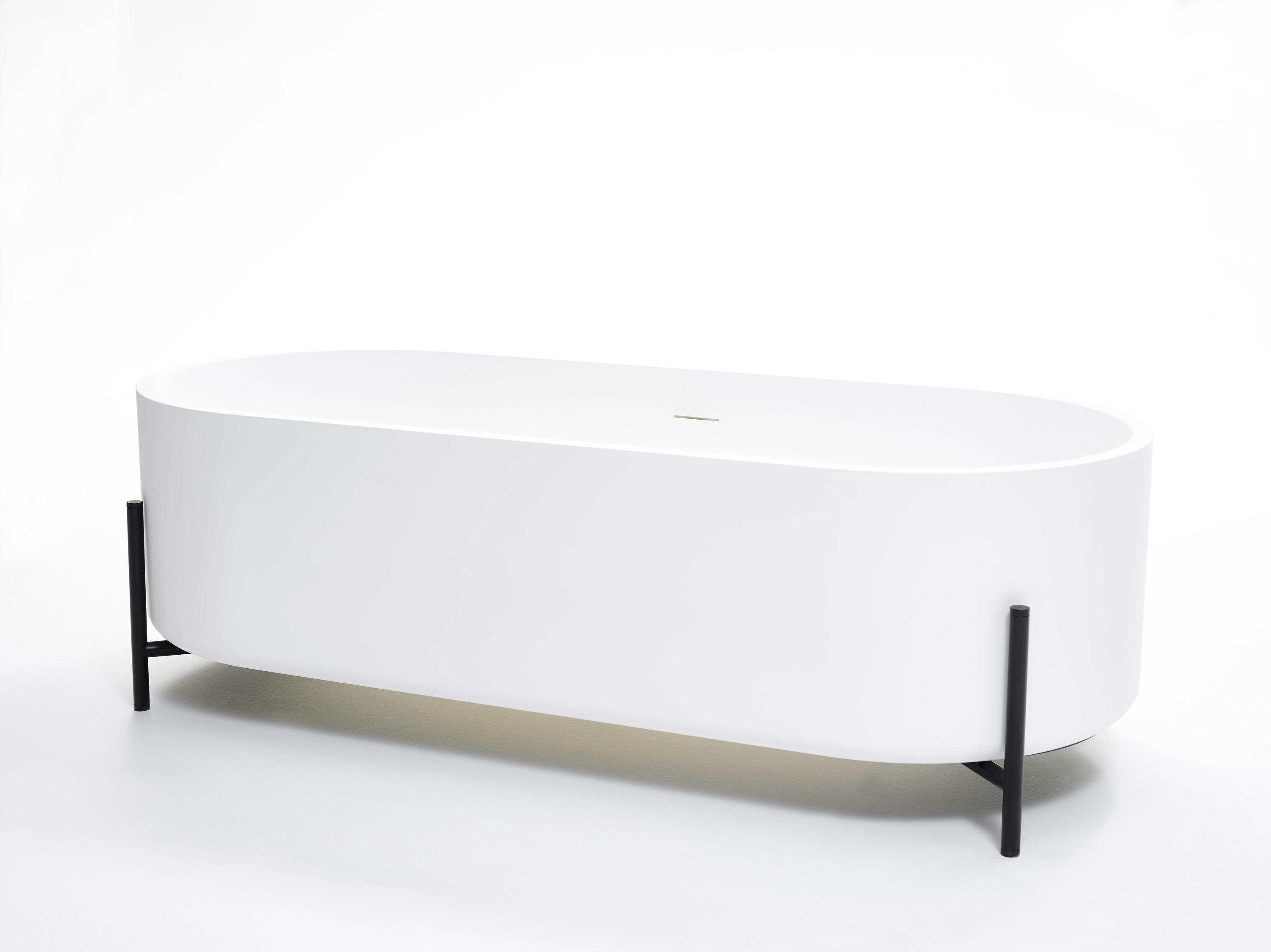 STAND BATHTUB - Free-standing baths from EX.T | Architonic