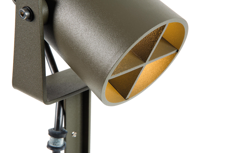 julien round foot ip54 led gi freestanding floor lamps. Black Bedroom Furniture Sets. Home Design Ideas
