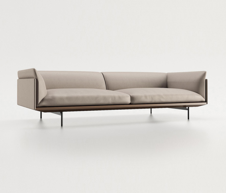 Sofa Furniture Design: CORIO - Sofas From ENNE
