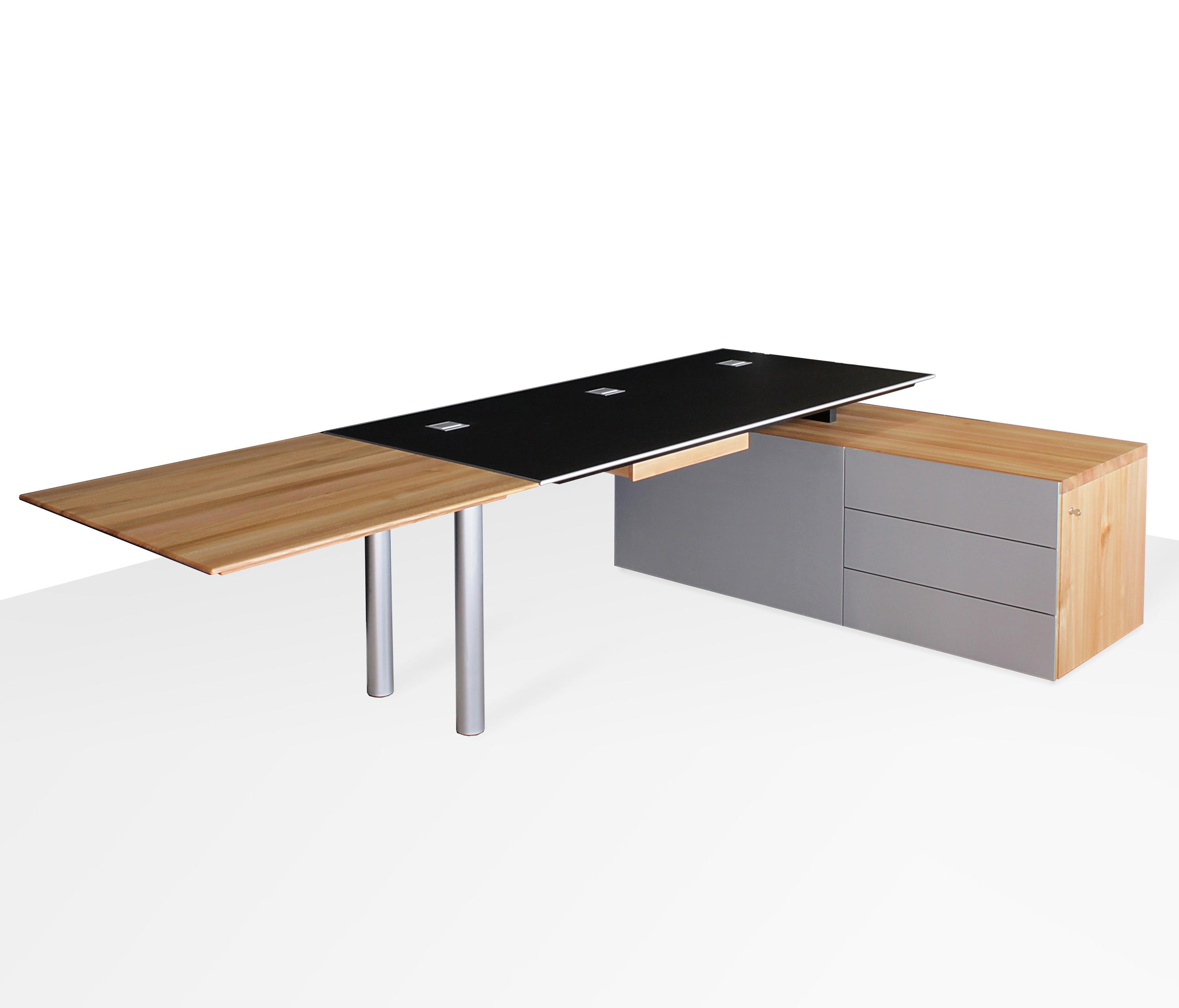 IGN. OFFICE. TUBE. - Executive desks from Ign. Design.   Architonic