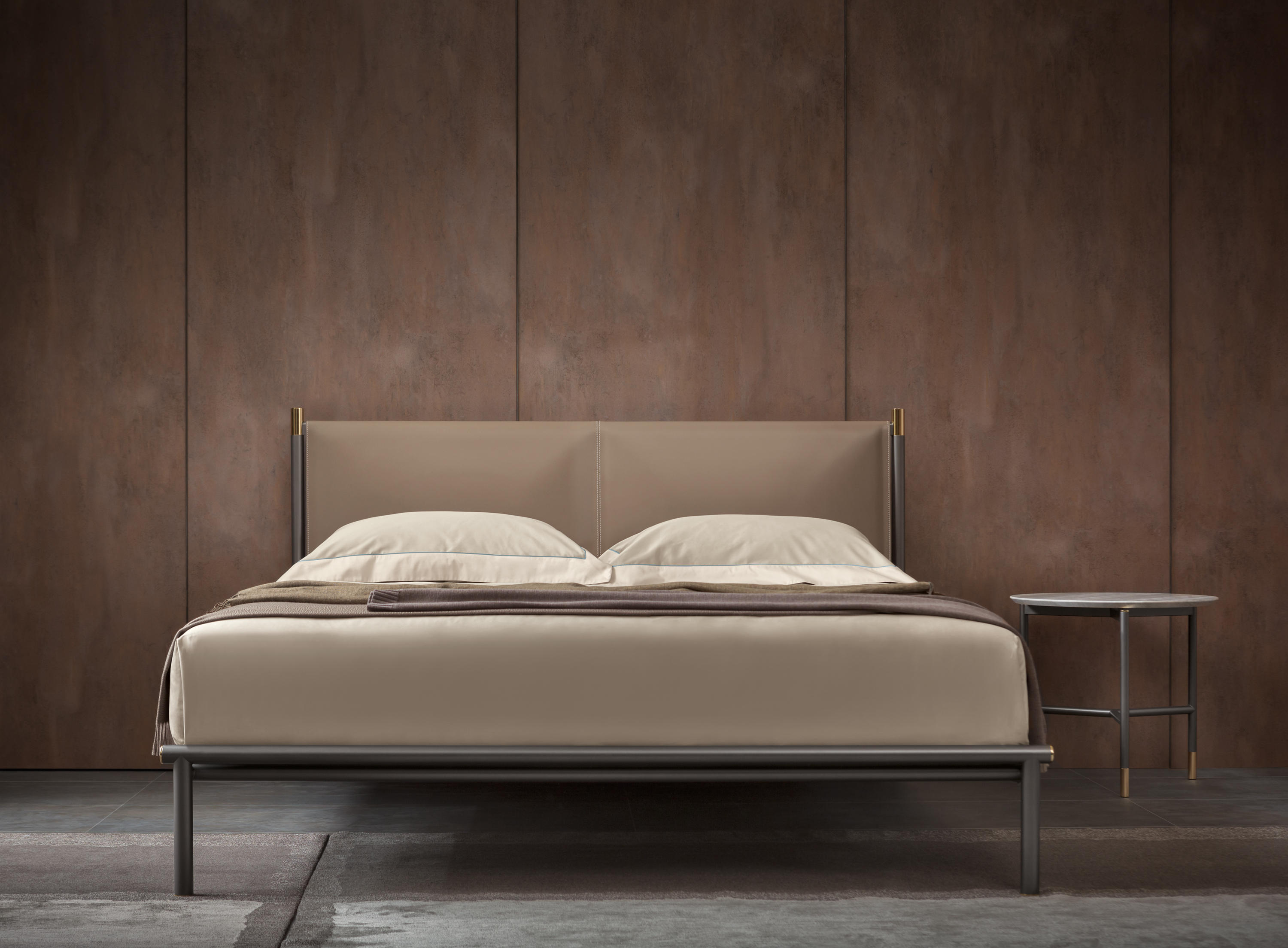 Iko Bed Beds From Flou Architonic