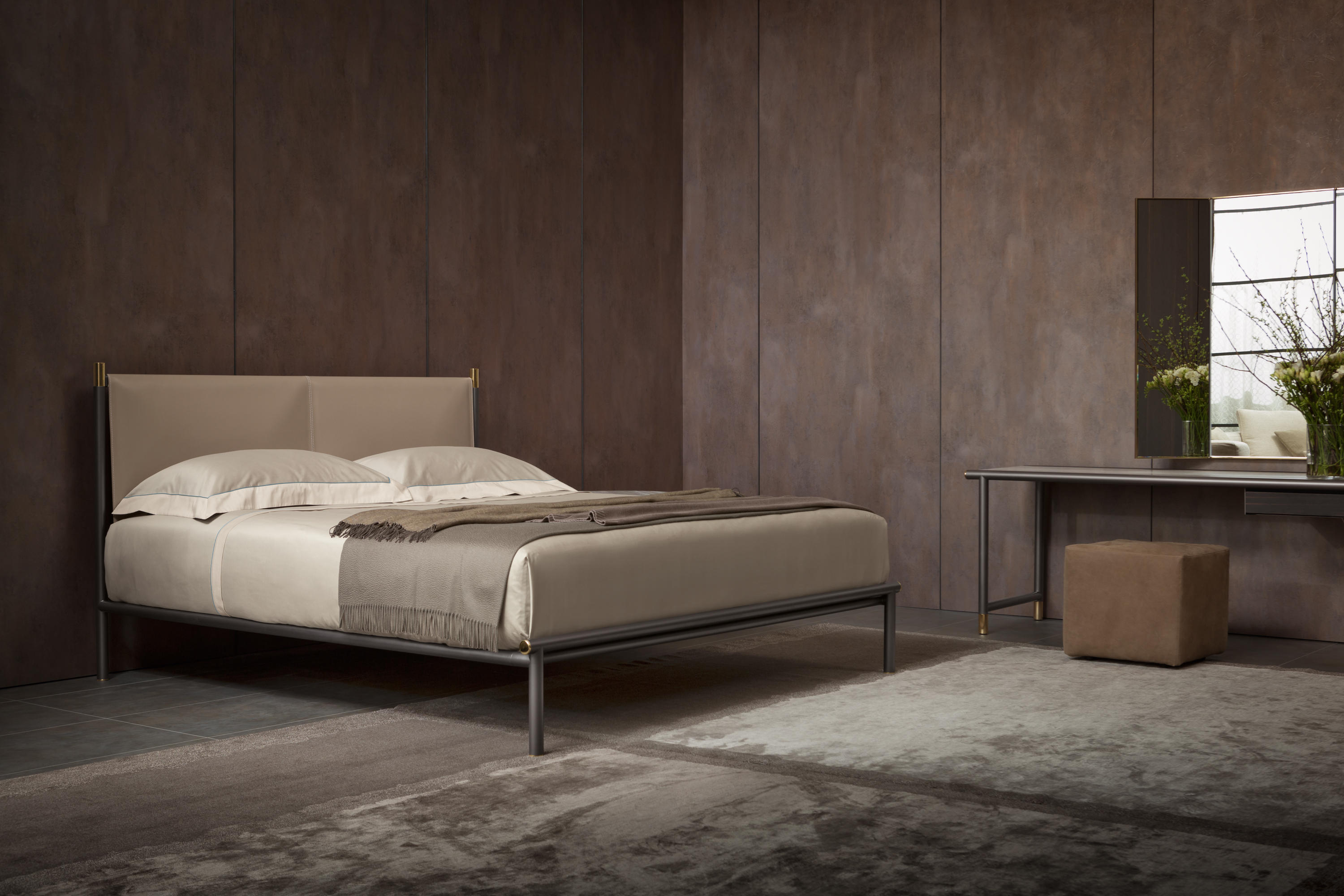 Iko Bed Double Beds From Flou Architonic