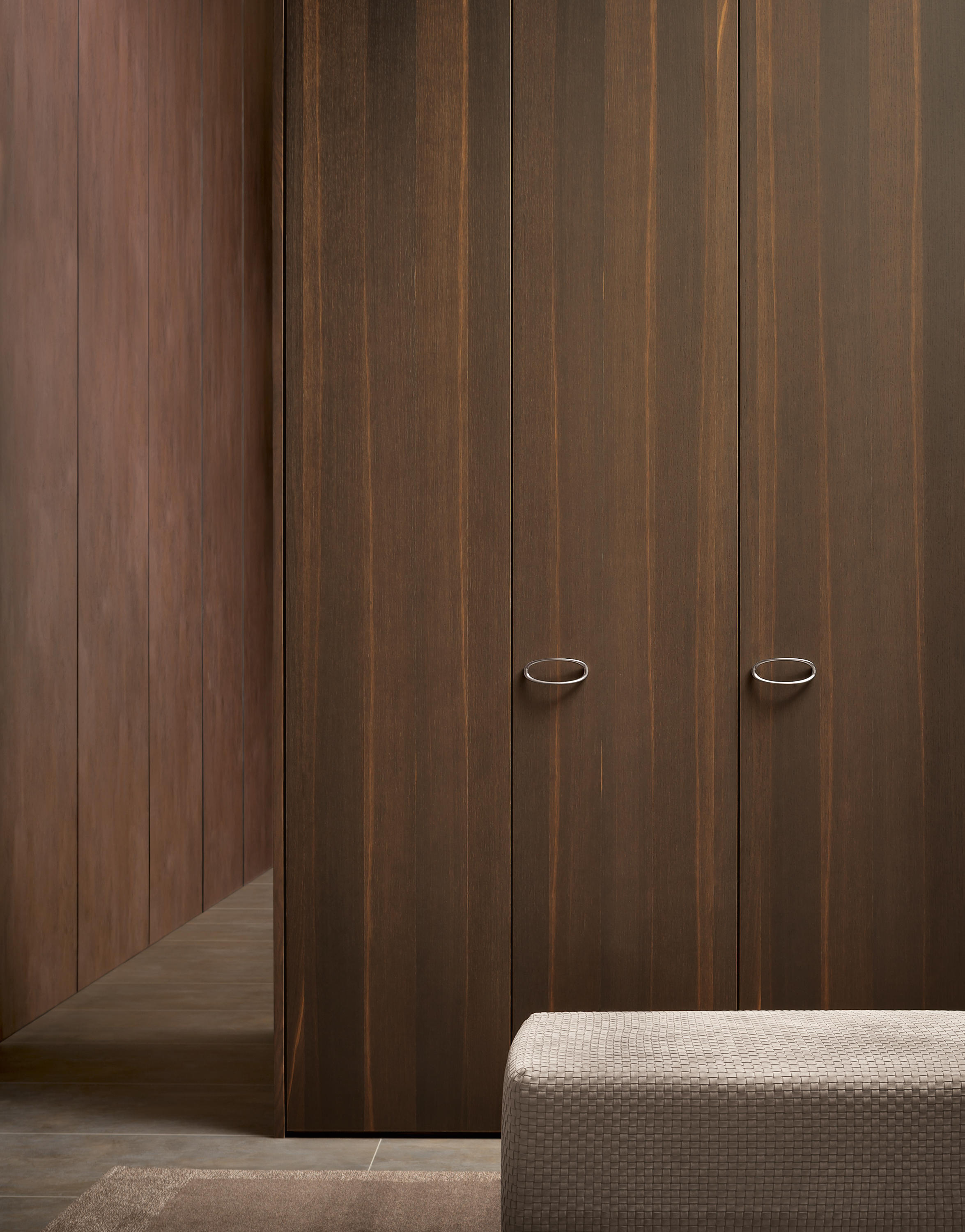Wood Wardrobe Cabinets From Flou Architonic