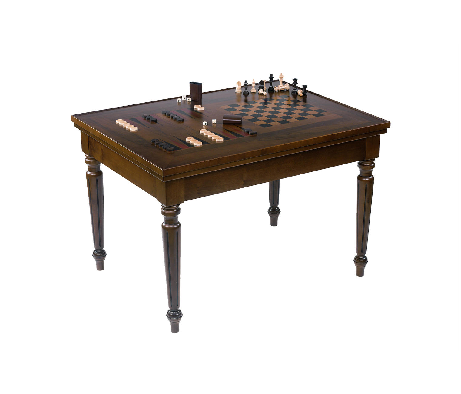 Louis philippe game tables billiard tables from for Table louis philippe