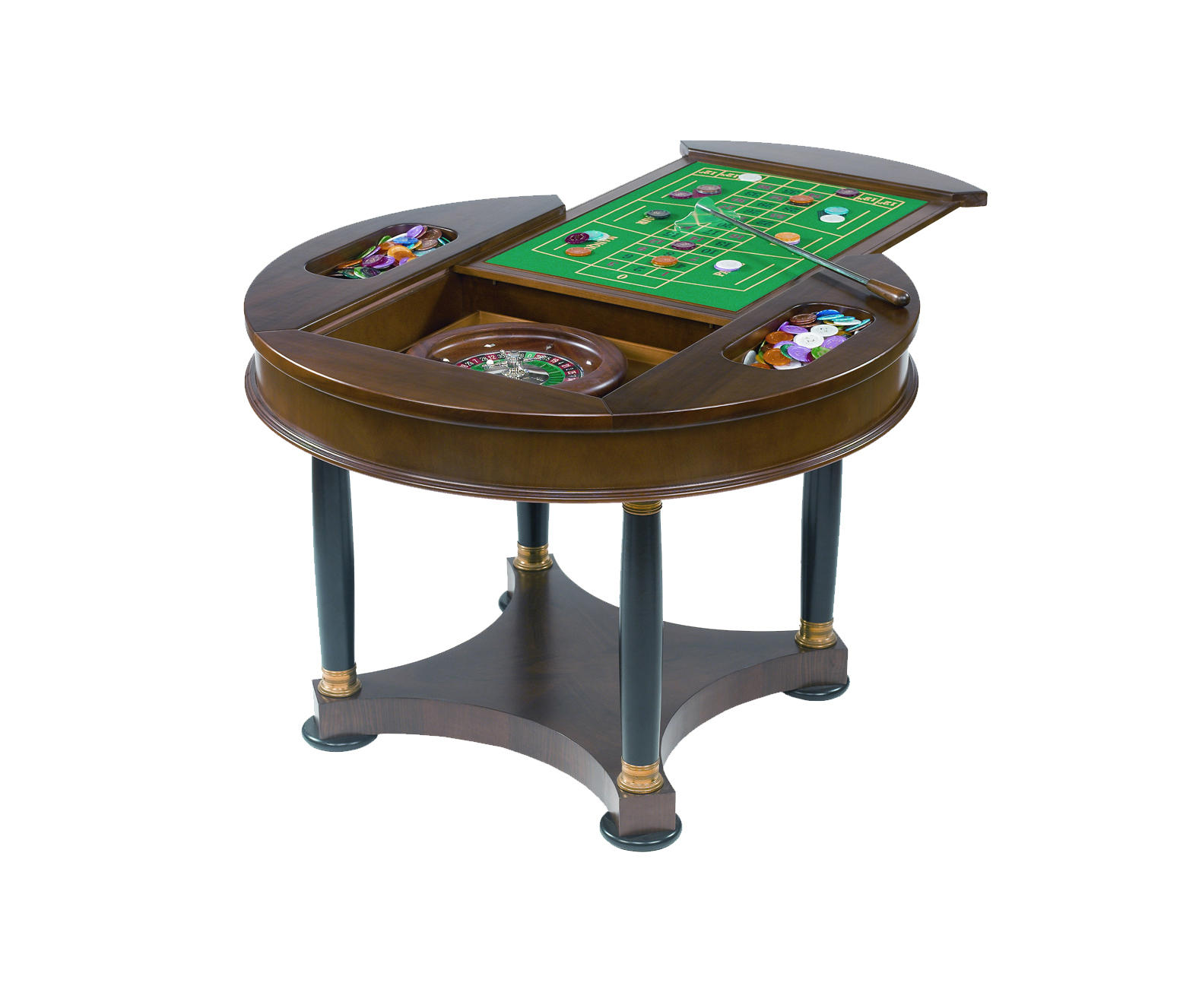 Empire tavoli da gioco biliardo chevillotte architonic for Jeu des tables