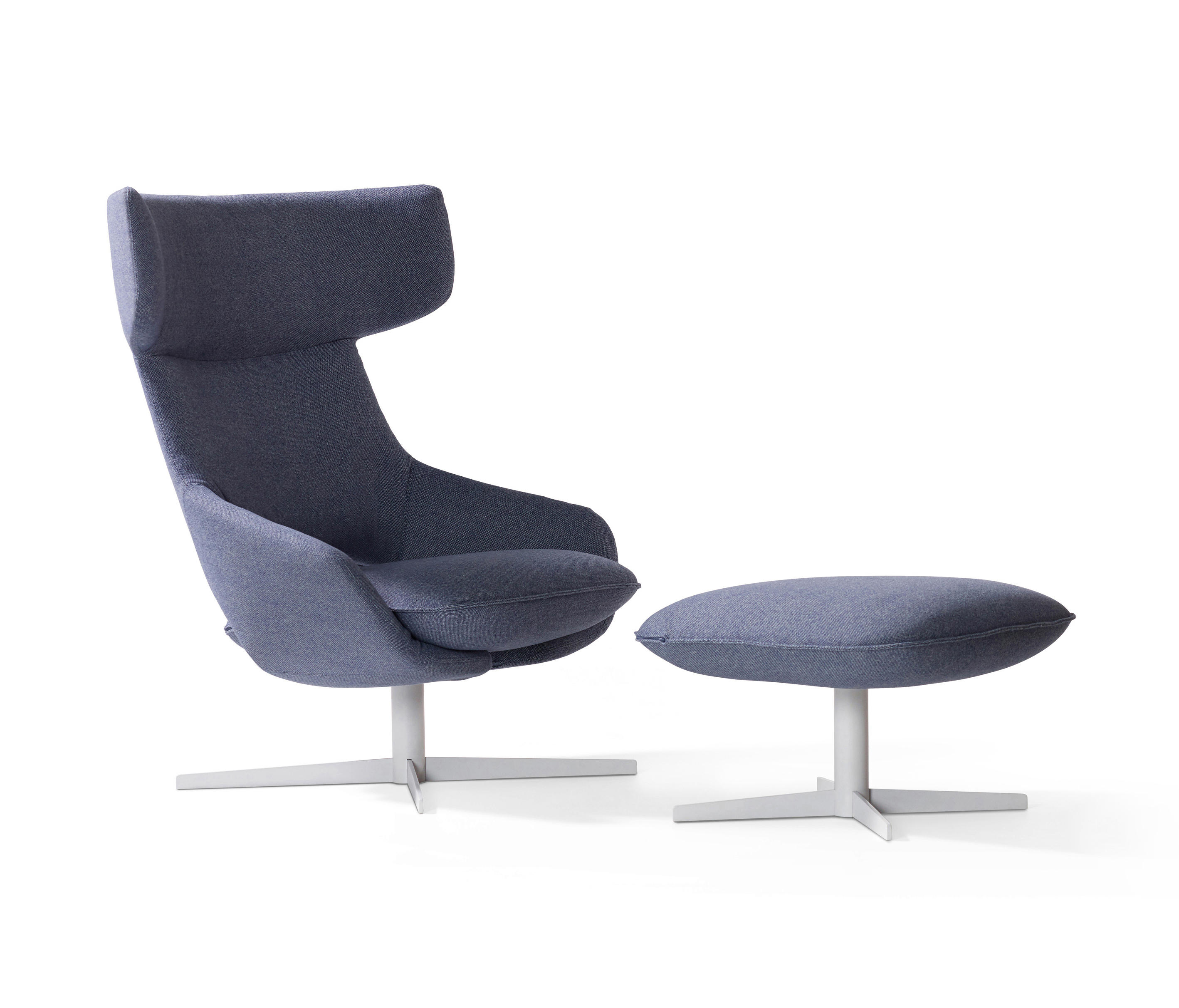Kalm Lounge Chairs From Artifort Architonic
