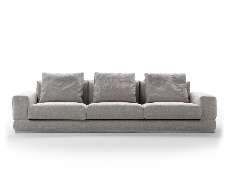 big bob canap s inclinables de flexform architonic. Black Bedroom Furniture Sets. Home Design Ideas